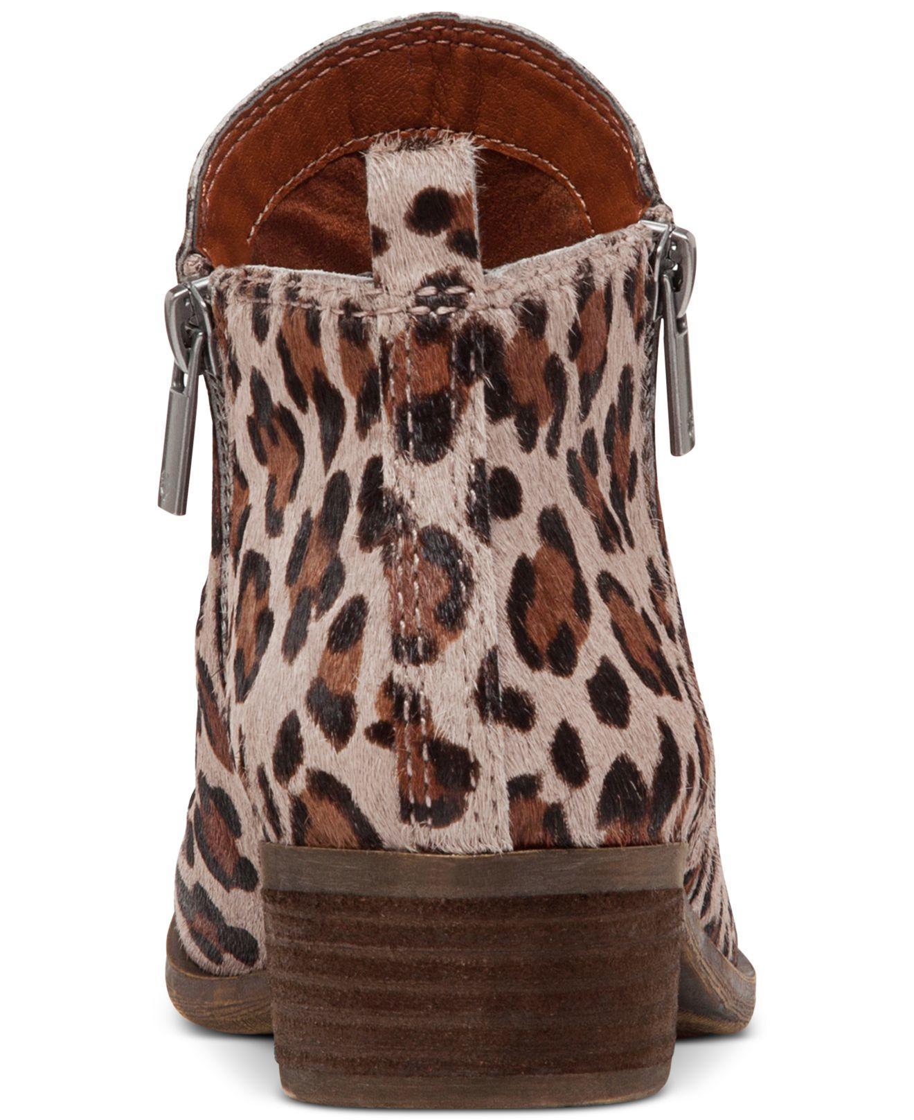 Macy S Leopard Print Shoes
