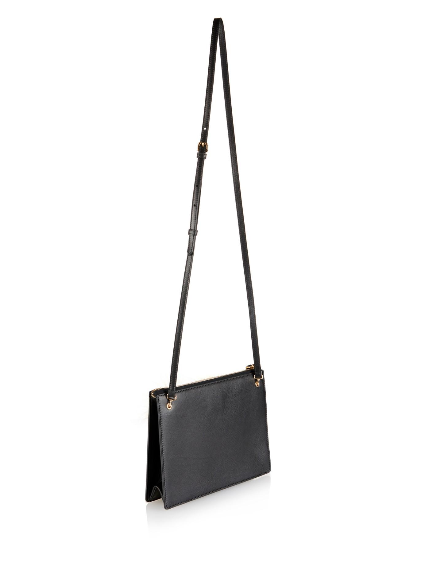 c6370558b3 Gallery. Previously sold at  MATCHESFASHION.COM · Women s Fendi 2jours  Women s Fendi Bag Bugs ...