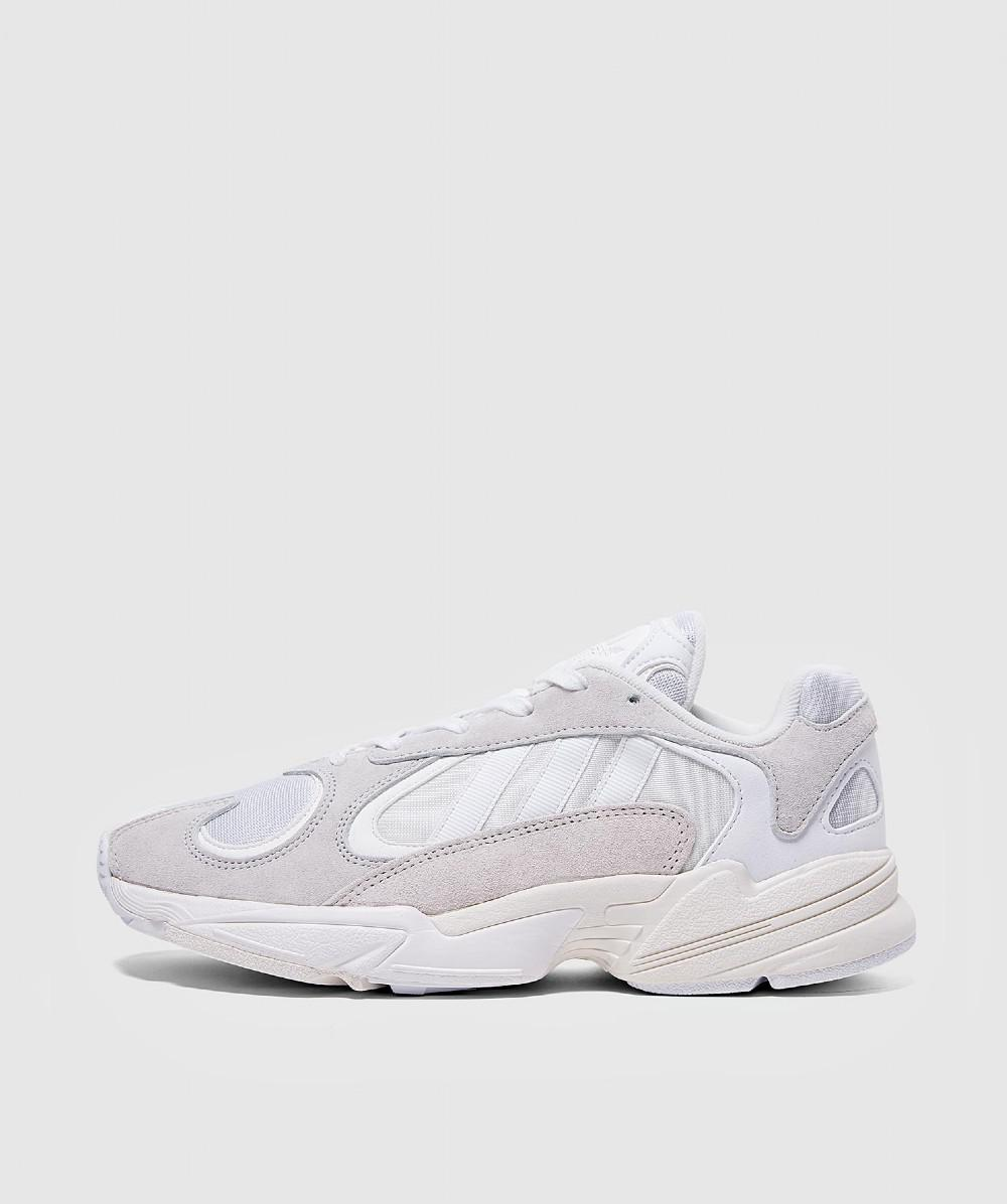 the best attitude 44c3a 9fd08 adidas. Men s White Yung 1 Trainer
