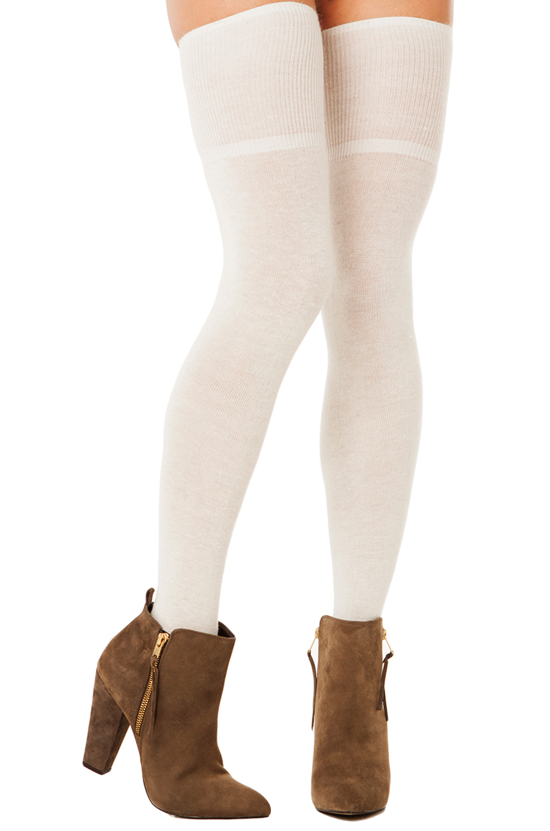 Shop the latest Cotton Thigh High Socks products from Liva Girl, Bling Bling Deals, Dear Deer Fashion and more on Wanelo, the world's biggest shopping mall.