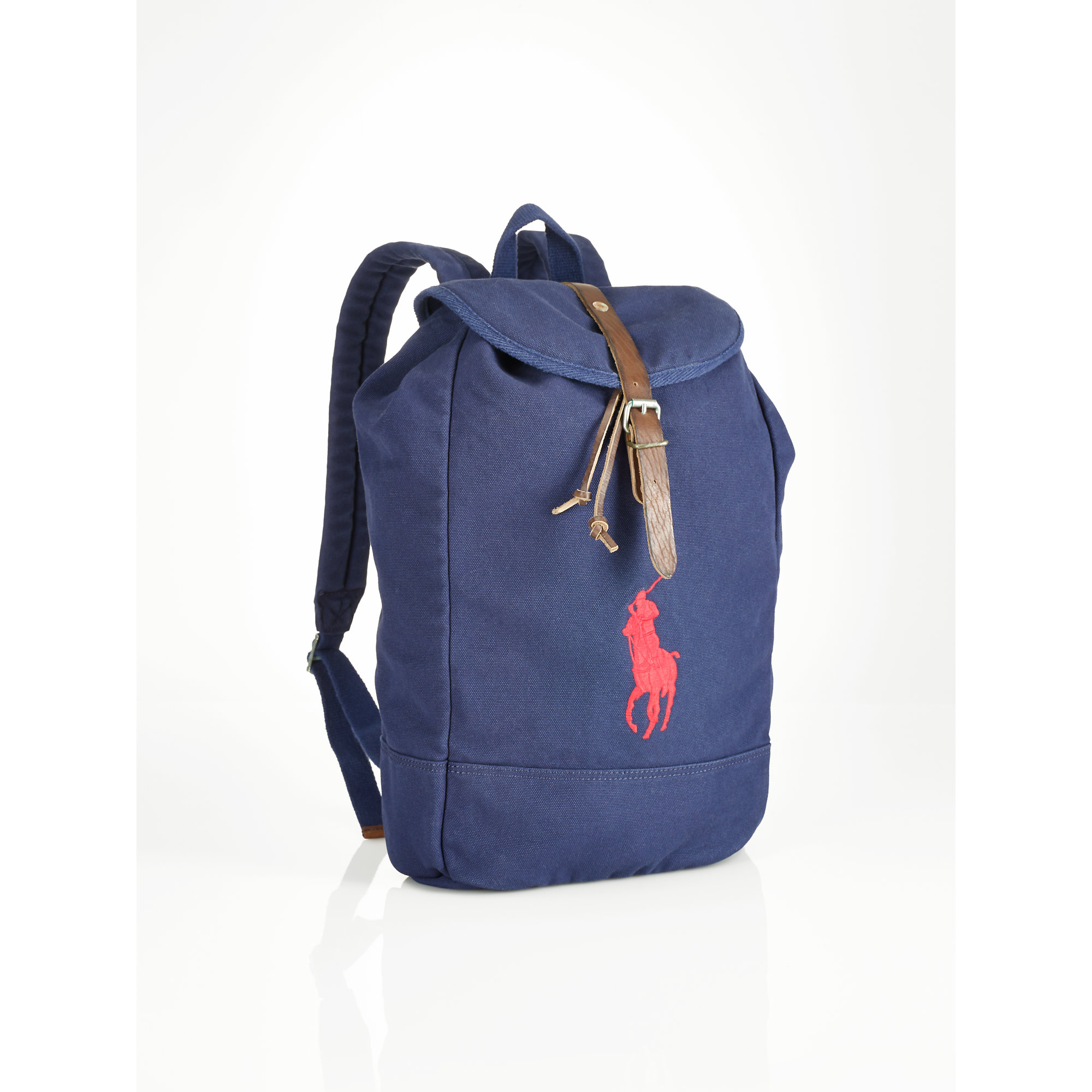 5143eb392c Lyst - Polo Ralph Lauren Big Pony Backpack in Blue for Men