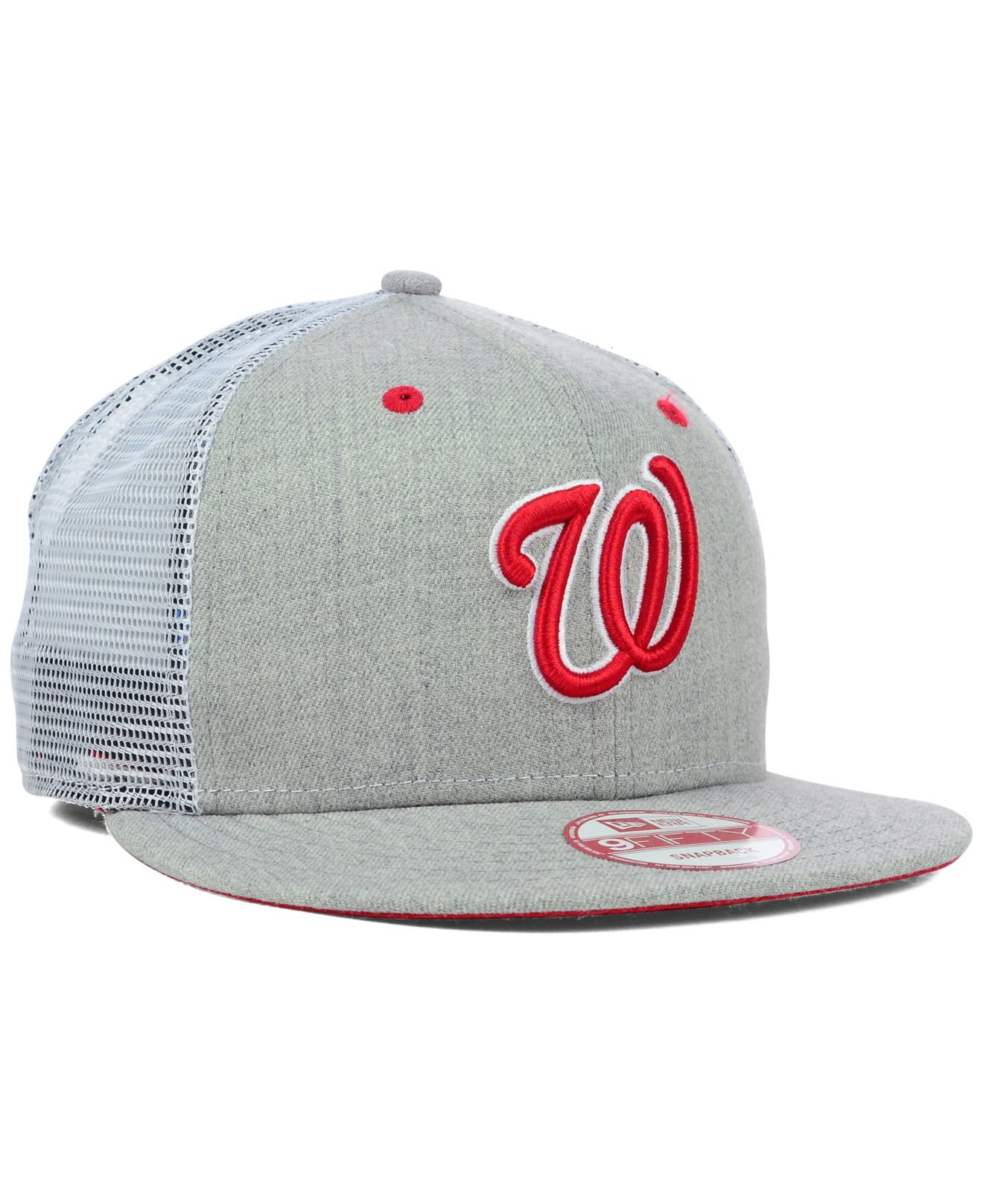 ace0910ec coupon code for washington nationals trucker hat 66f1d 126bb