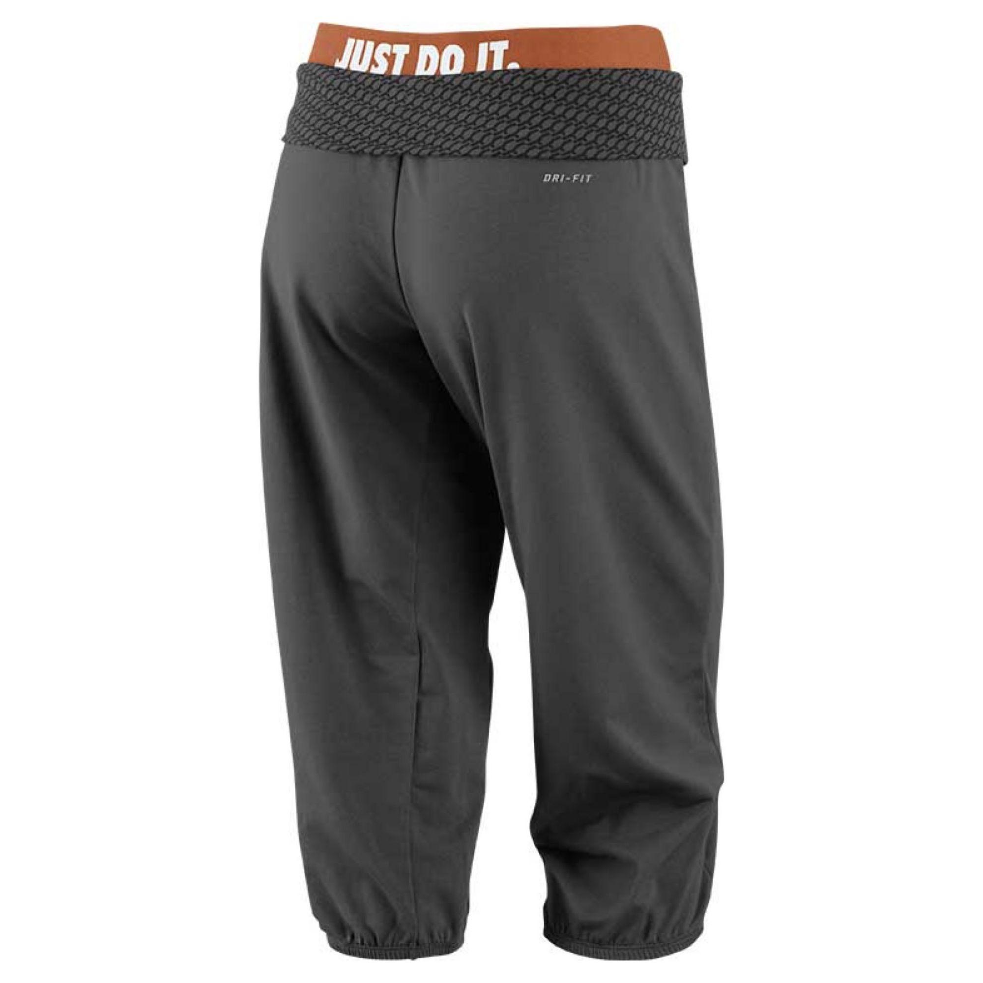 Awesome Nike Womens Dry Tennis Pants - White - Tennisnuts.com