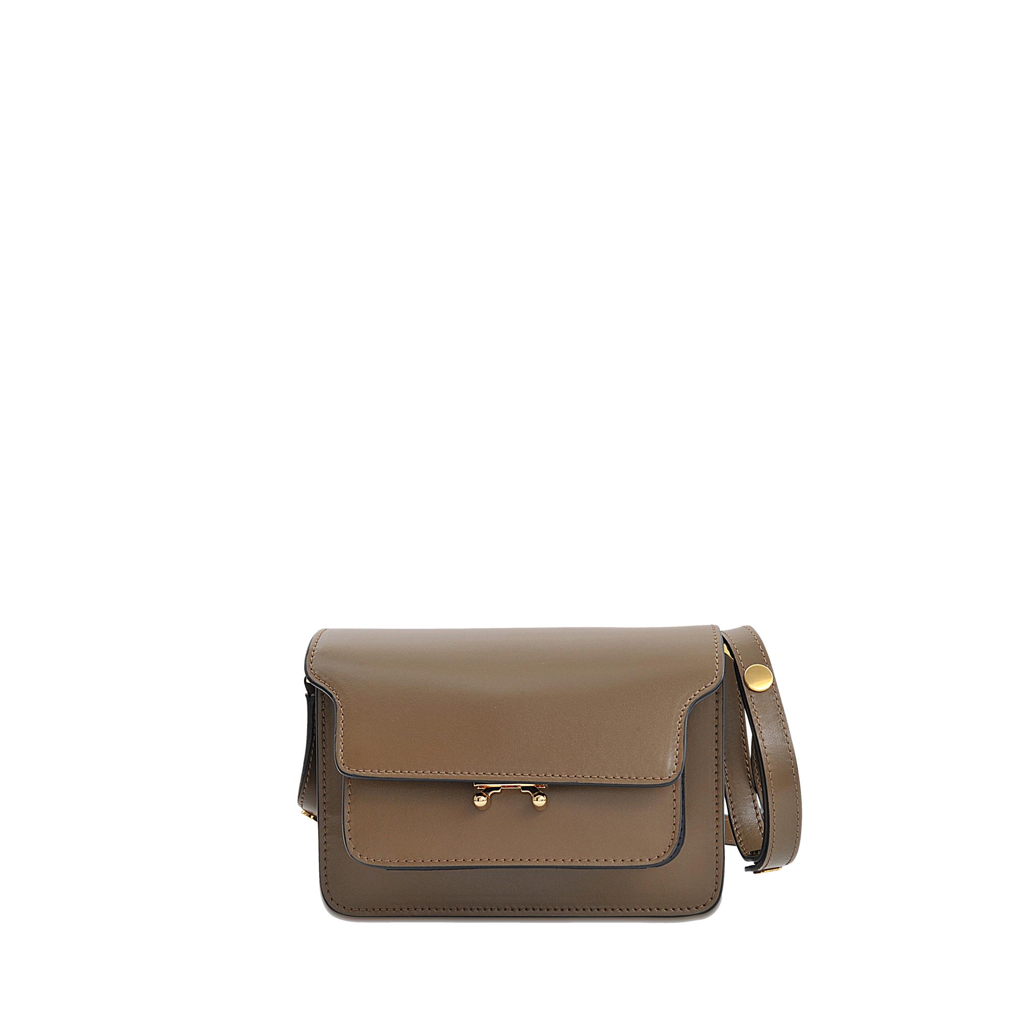 crossbody box bag - Brown Marni zLCGwI5m