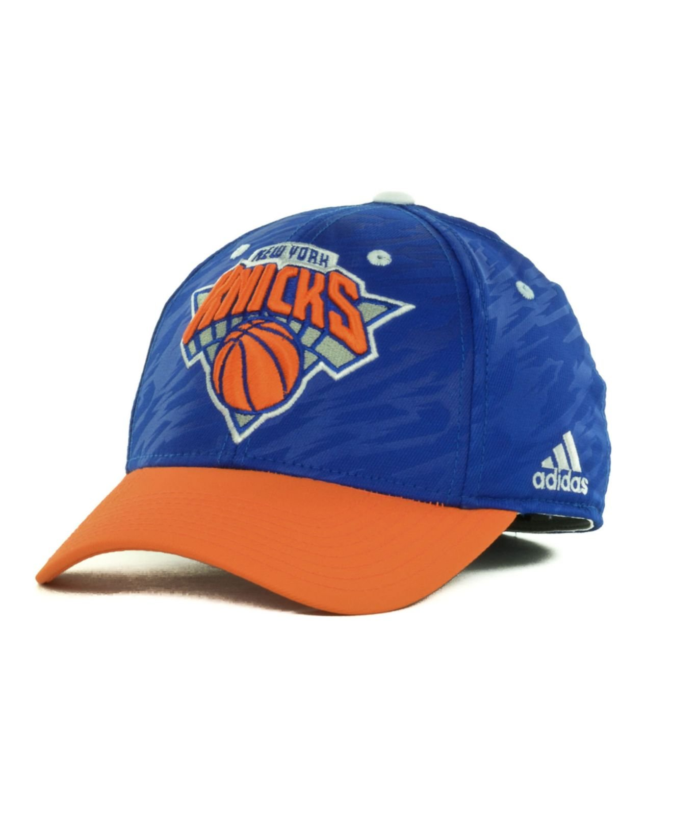 best sneakers d5840 76c78 canada samoa joe wwe custom 9fifty snapback cap 2083d 607bd  inexpensive  lyst adidas new york knicks courtside 1314 cap in blue for men 1d5ba 62ede