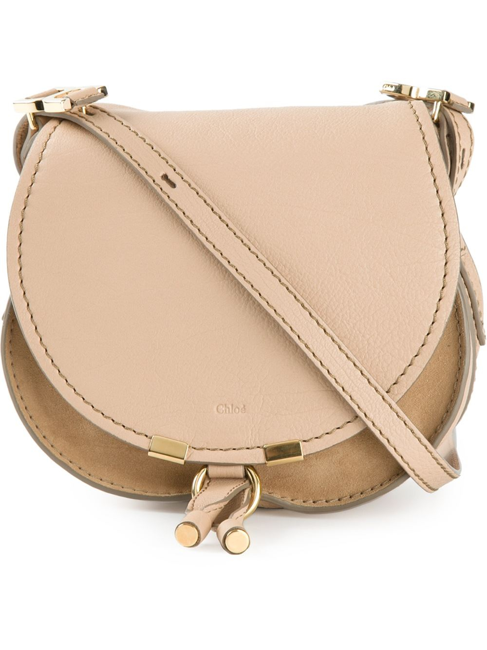 chloe leather crossbody bag