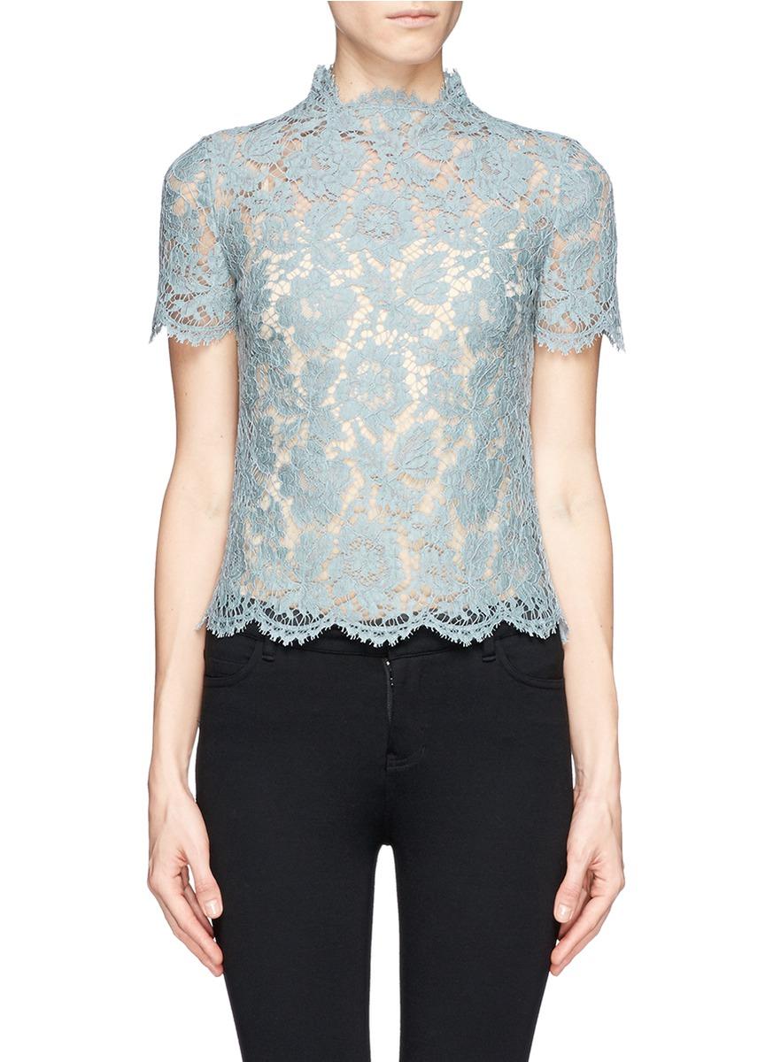 Short Sleeve Denim Shirt Women