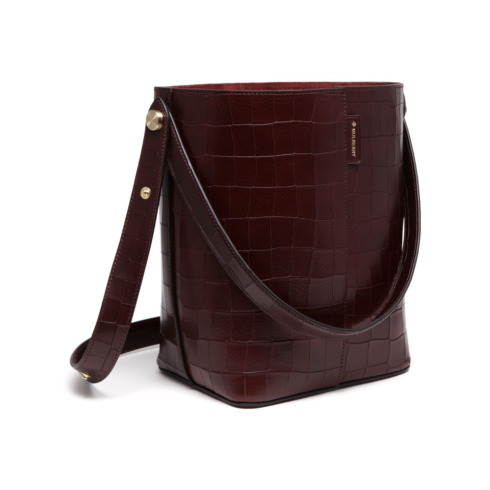 Lyst Mulberry Small Kite Tote In Purple