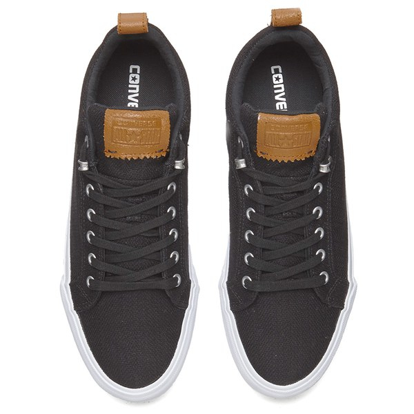 10e839bd32a1 Converse Men s Chuck Taylor All Star Fulton Ox Trainers in Gray for ...