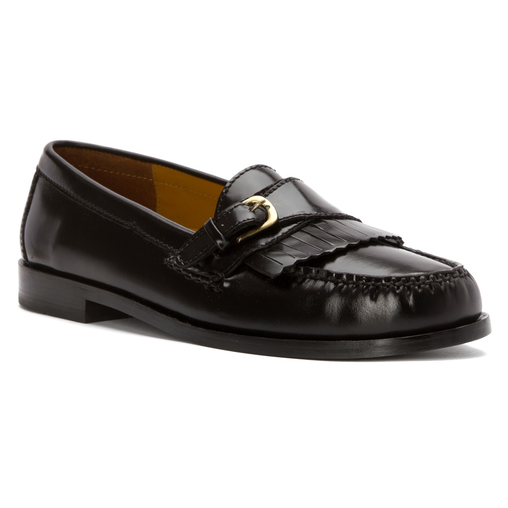 a876556052e Lyst - Cole Haan Pinch Buckle in Black for Men