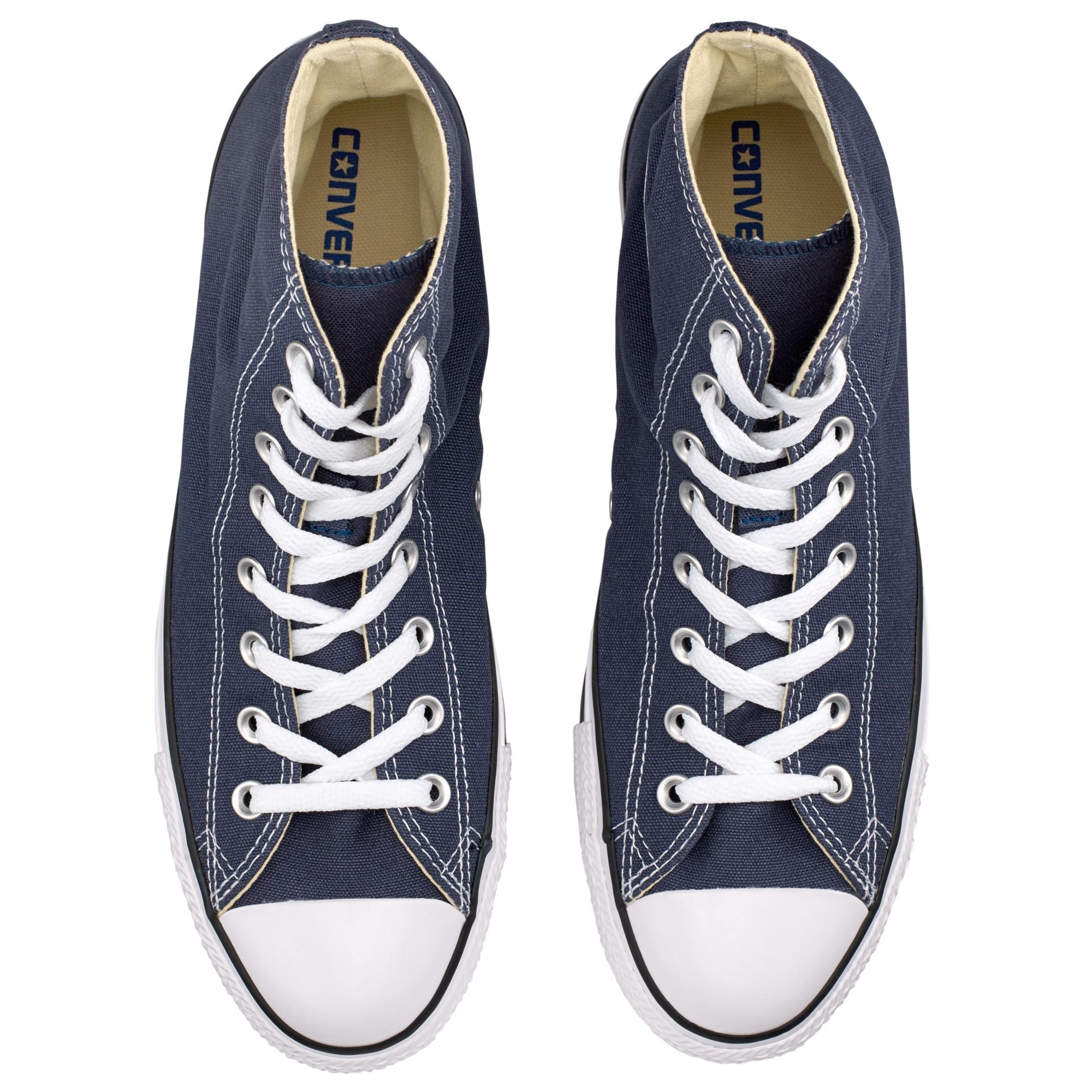 Blue Mens Converse Shoes