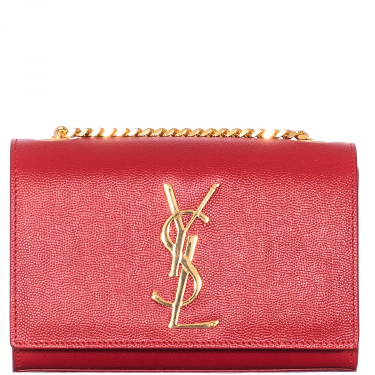 ysl purple shoes - saint laurent classic monogram saint laurent clutch in fuchsia ...