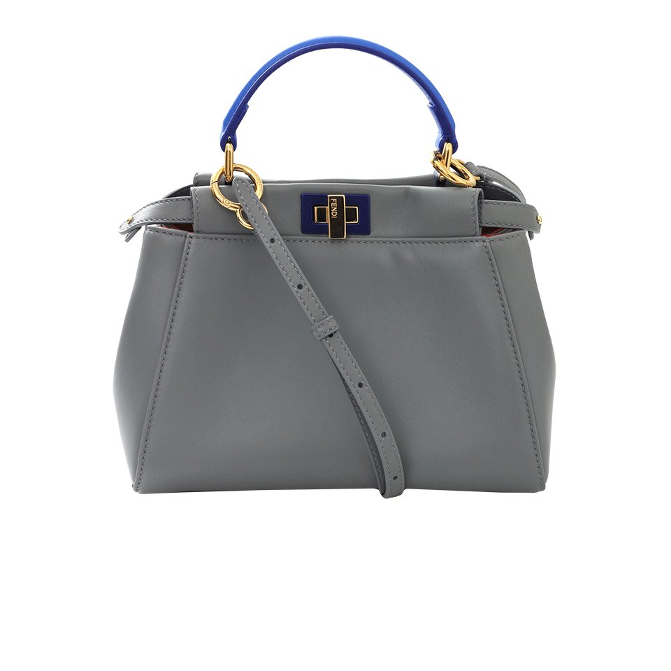 Fendi Peekaboo Gray