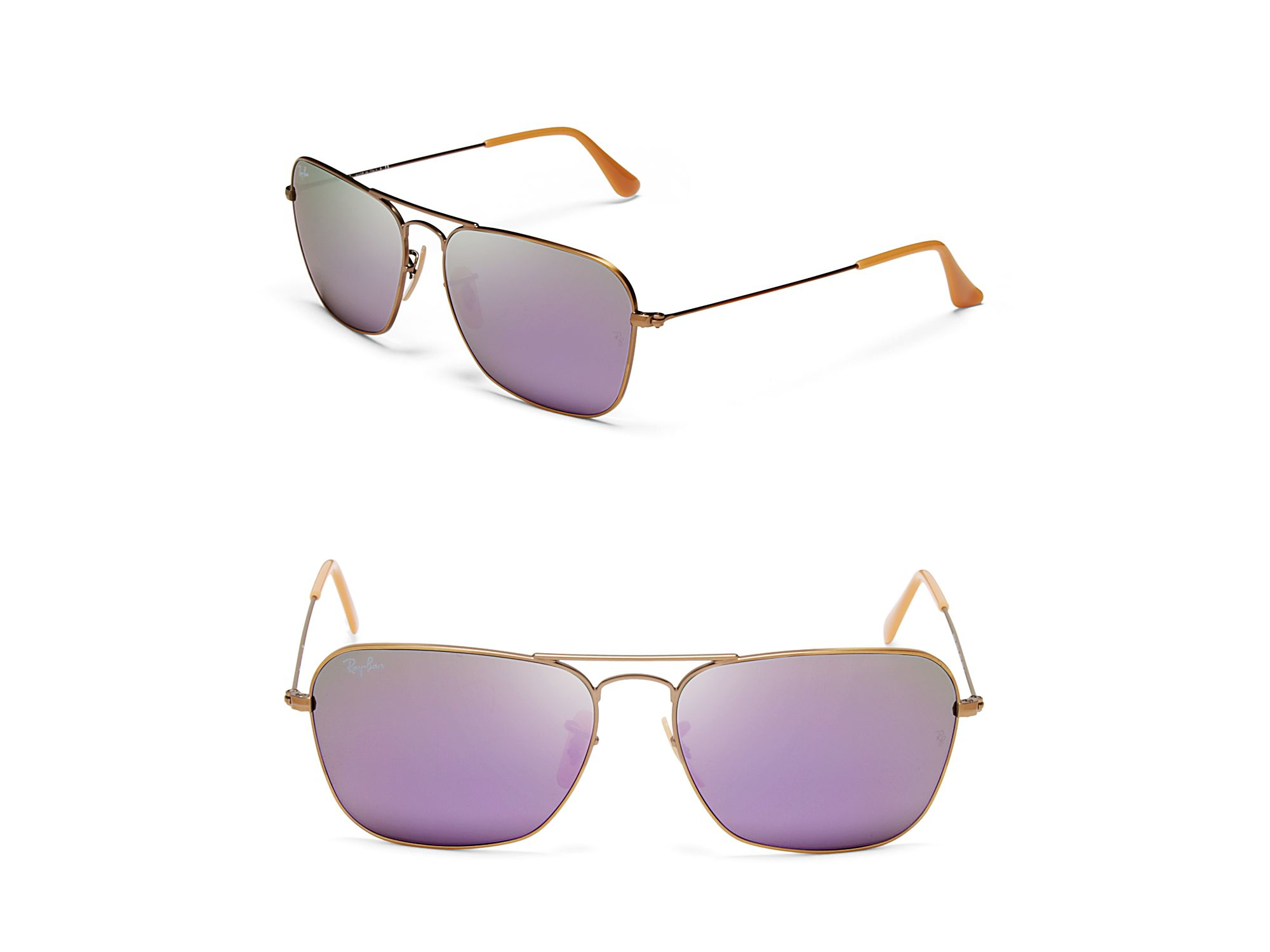 9de1e80622d4b Gallery. Previously sold at  Bloomingdale s · Women s Mirrored Sunglasses
