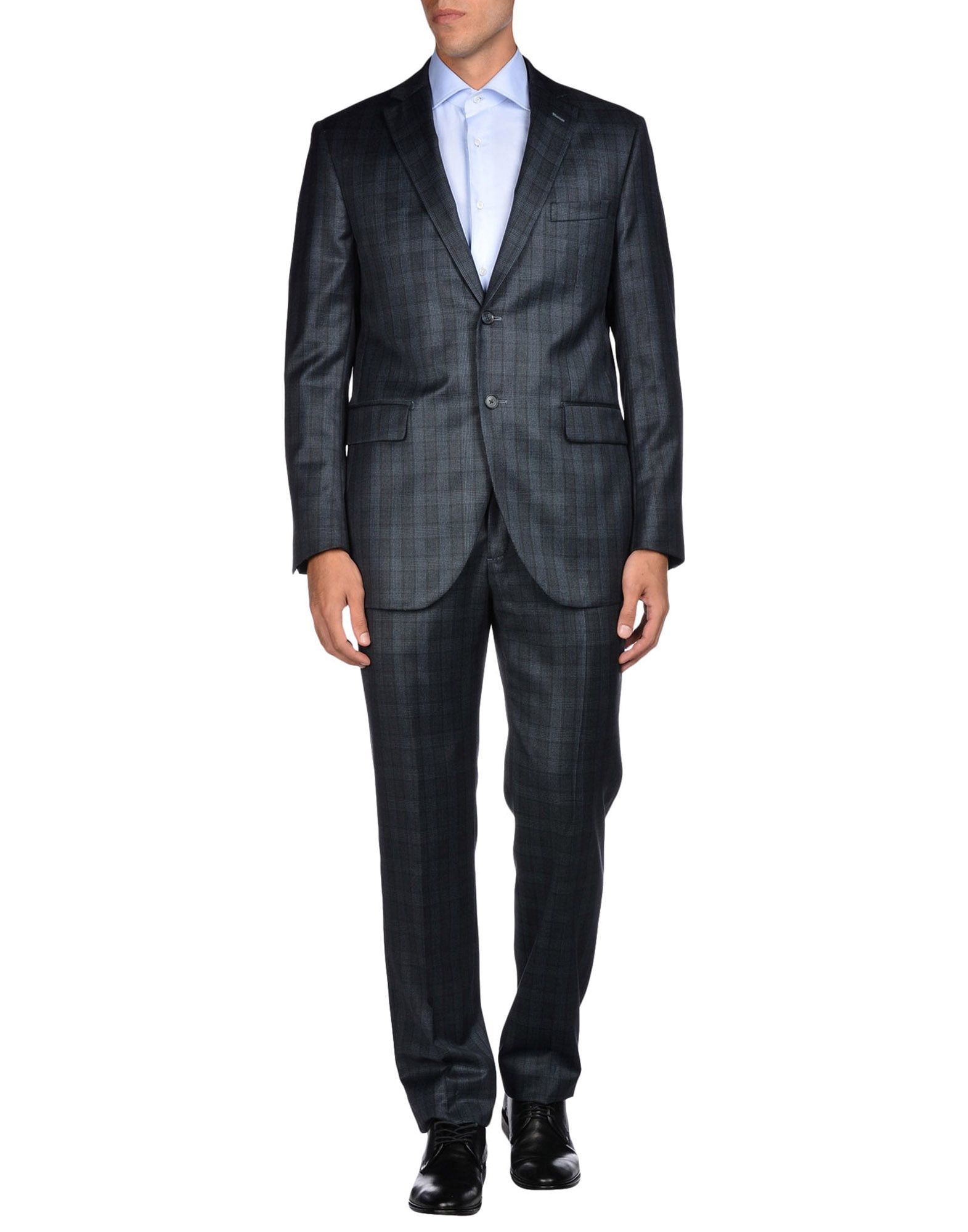 """mantova guys Luigi bianchi mantova wool suit, $1,395 at rothmans, 222 park avenue south   """"the way guys are dressing up more, everyone wants to be."""
