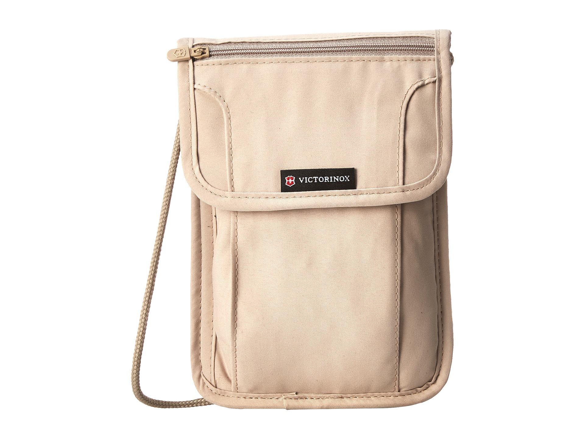 046e1ce2779d Lyst - Victorinox Deluxe Concealed Security Pouch W  Rfid Protection ...