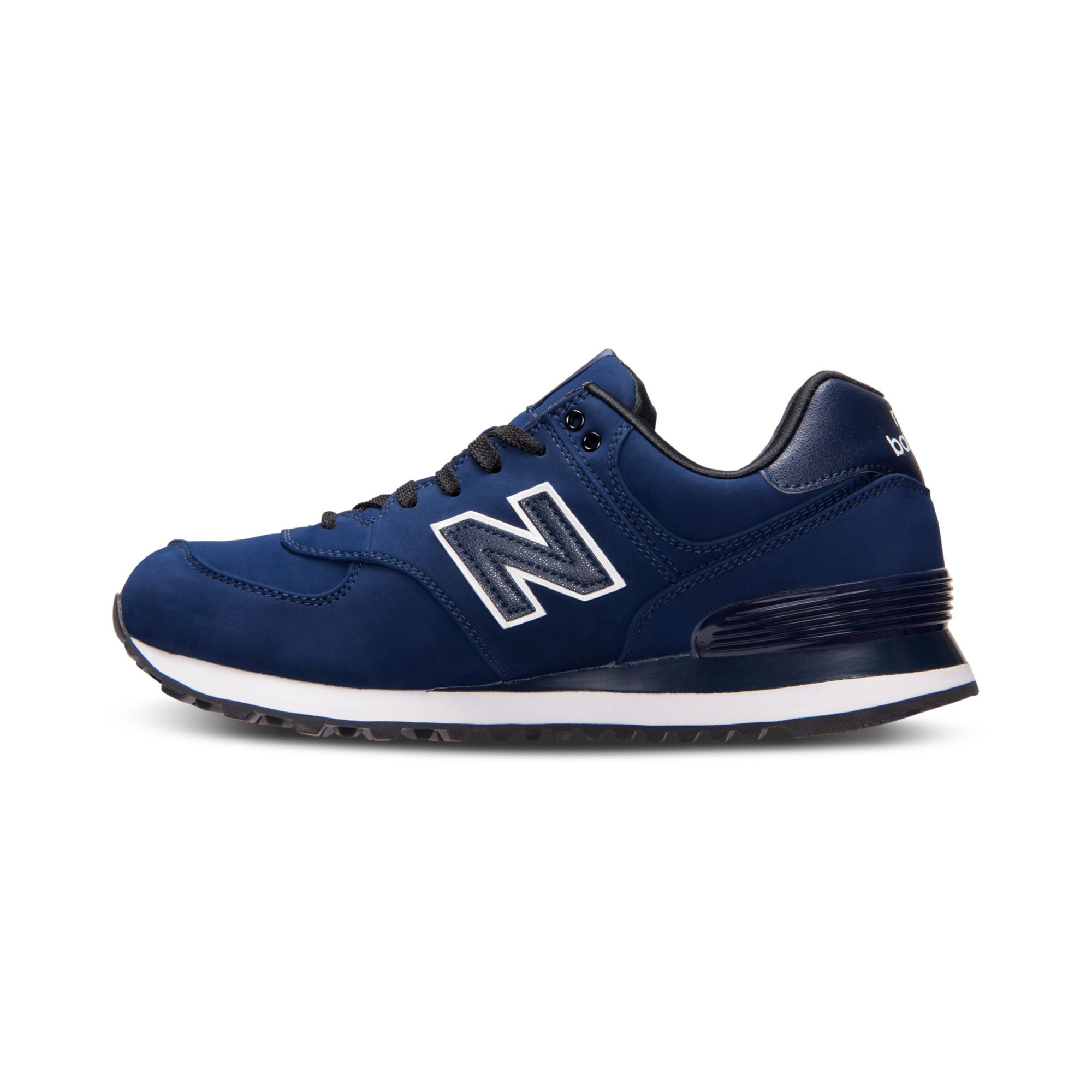 New balance 574 Casual Sneakers in Blue for Men