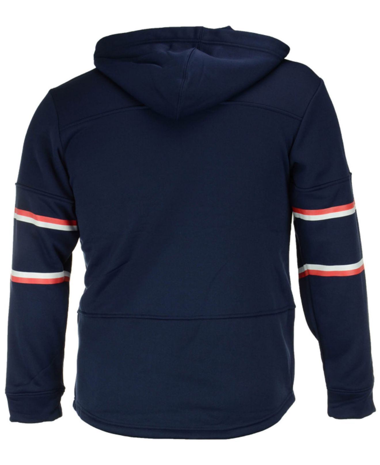 Reebok Men's Columbus Blue Jackets Jersey Hoodie in Blue for Men ...