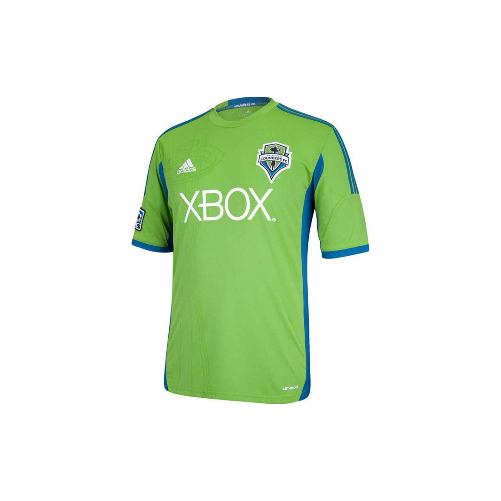 794008a9c Lyst - adidas Kids Seattle Sounders Fc Replica Jersey in Green for Men
