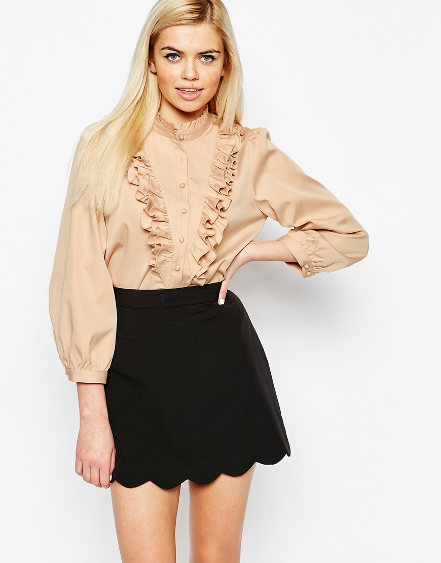 Find great deals on eBay for ruffle blouse. Shop with confidence.