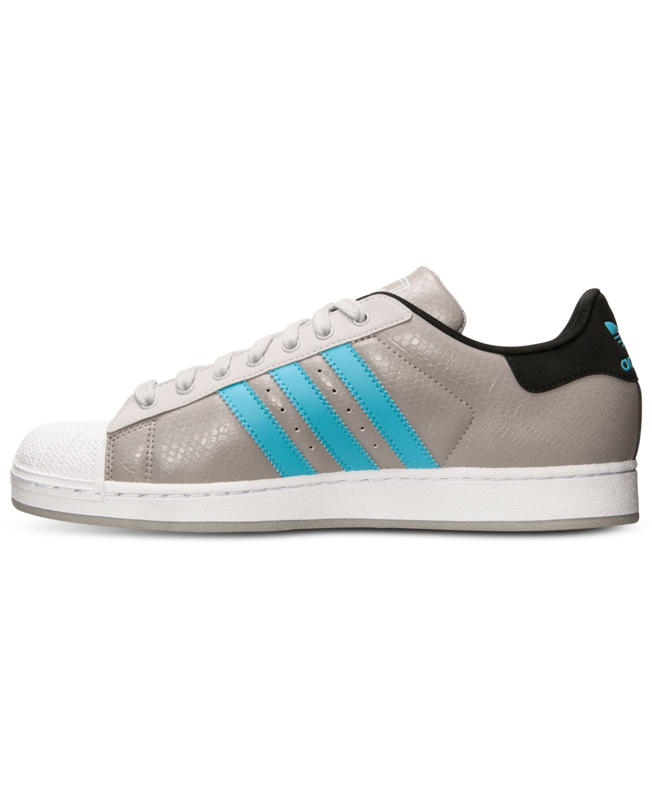 Mens Adidas Superstar  Athletic Casual Shoes