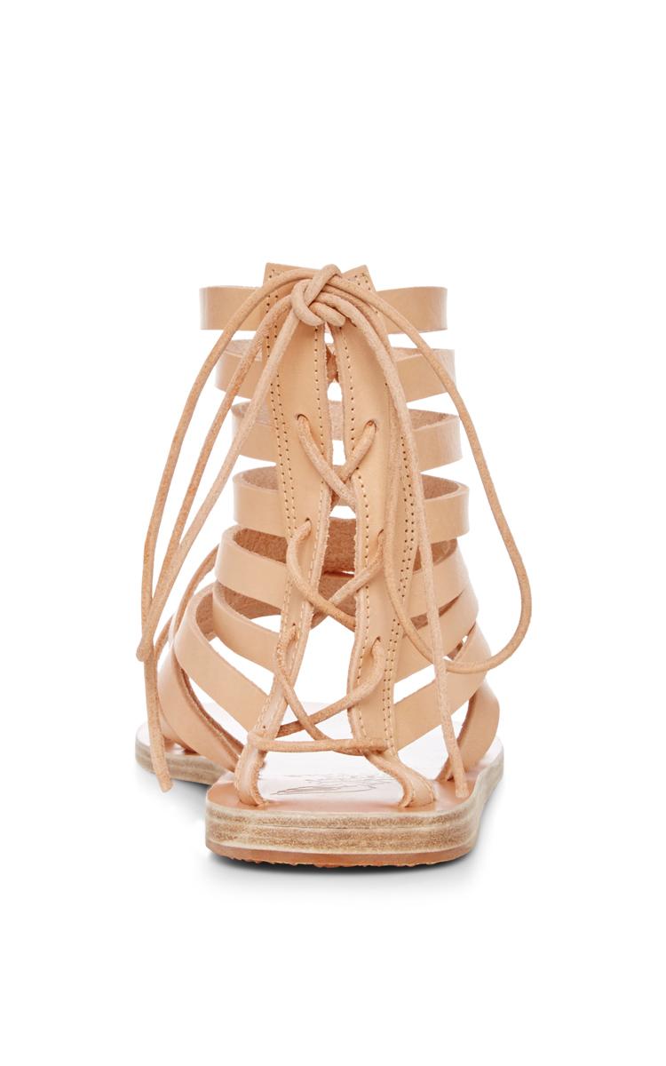 Ancient Greek Sandals Galatia Multi Strap Sandals In Natural  Lyst-2494