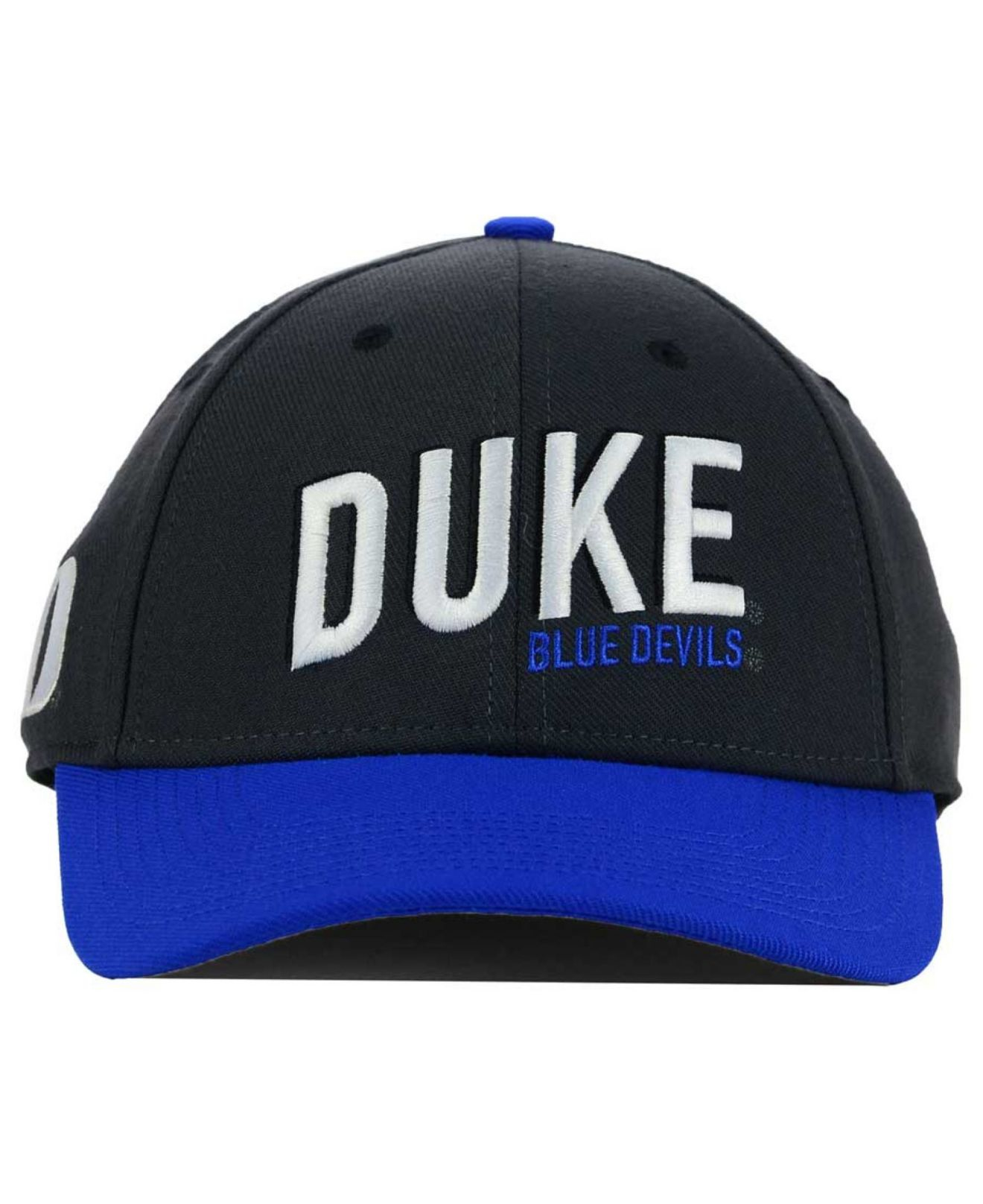 watch 3a46e c9665 Lyst - Nike Duke Blue Devils L91 Swooshflex Cap in Gray for Men