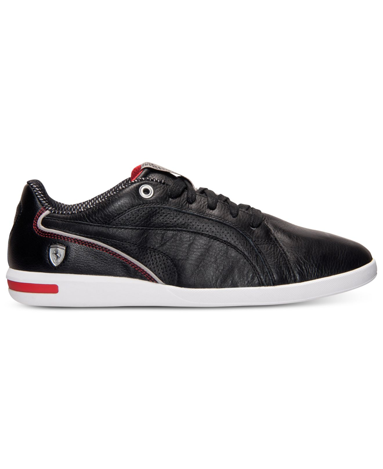 Puma Men S Ferrari Primo Sf 10 Casual Sneakers From Finish