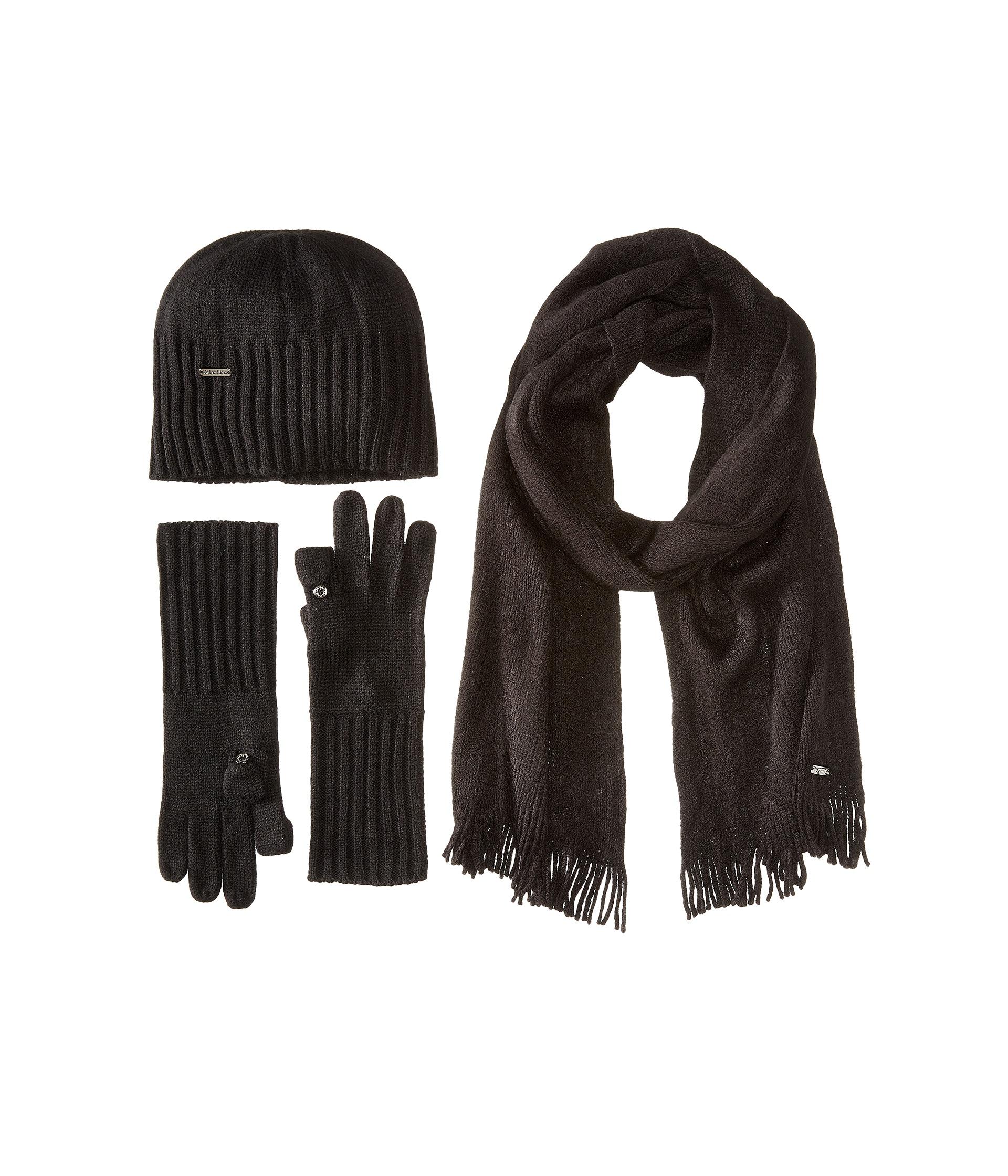 48cec3c4f27 Lyst - Calvin Klein 3 Piece Set-hat