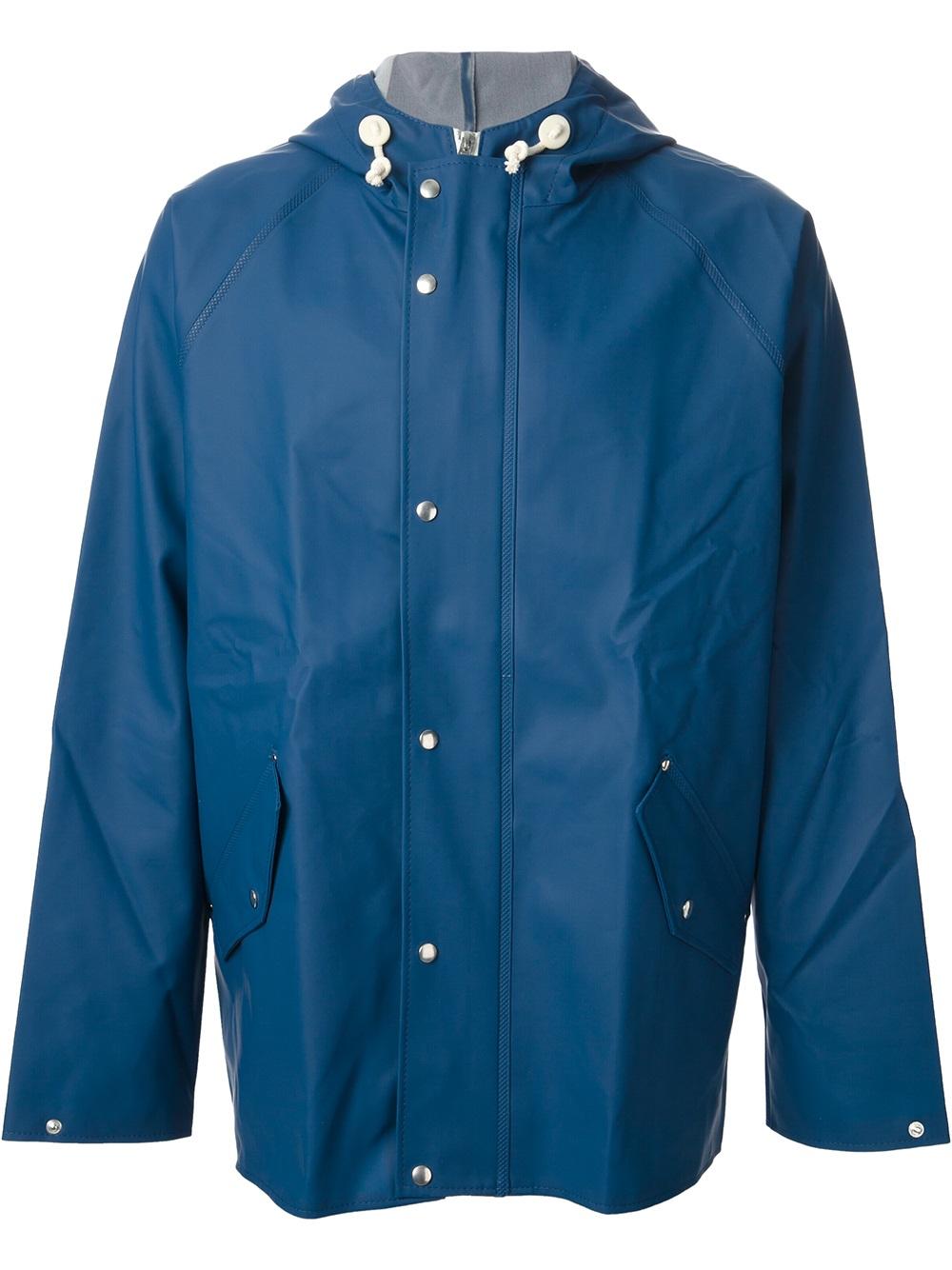 Norse Projects Elka Jacket In Blue For Men Lyst