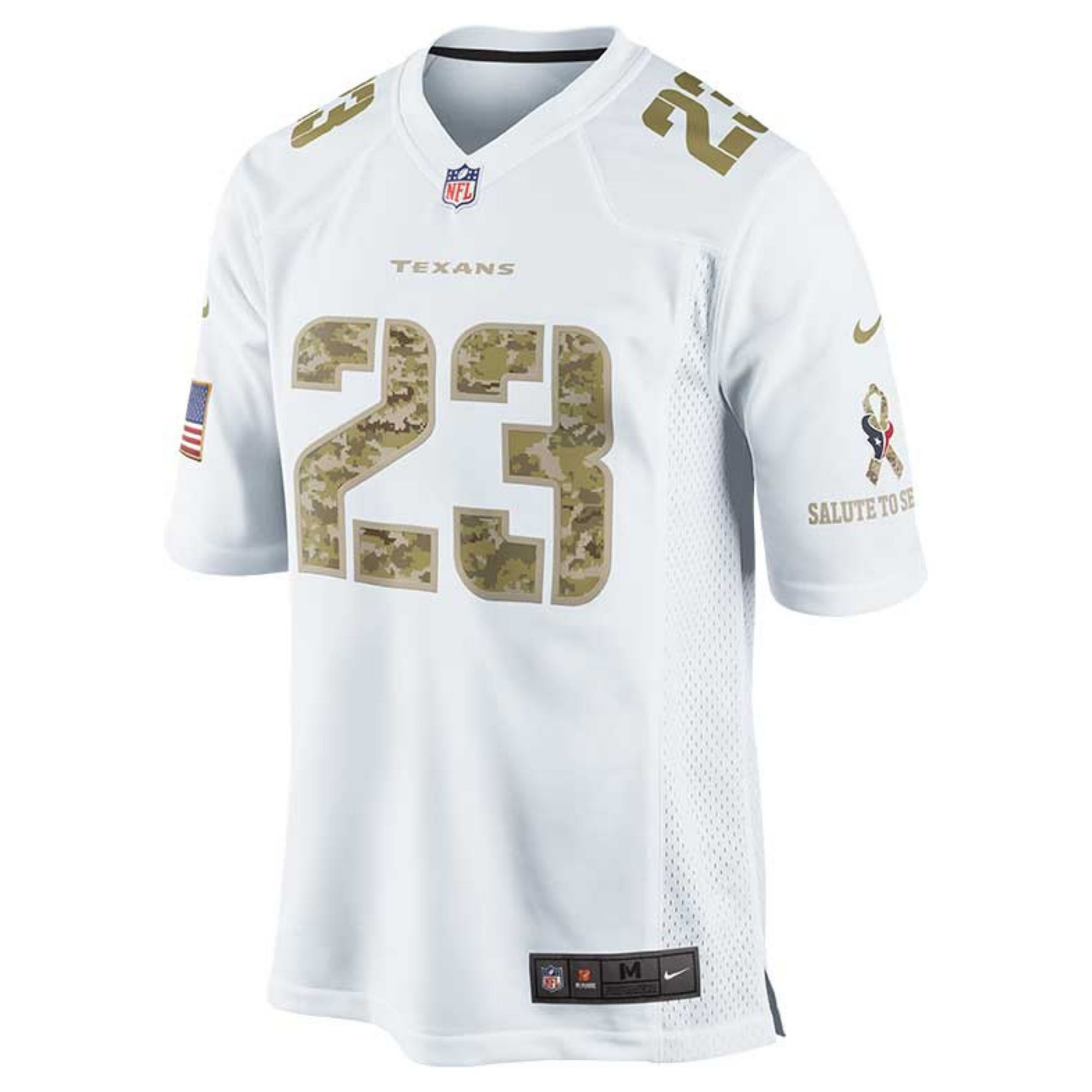 new product 0126c 23e24 arian foster houston texans jersey