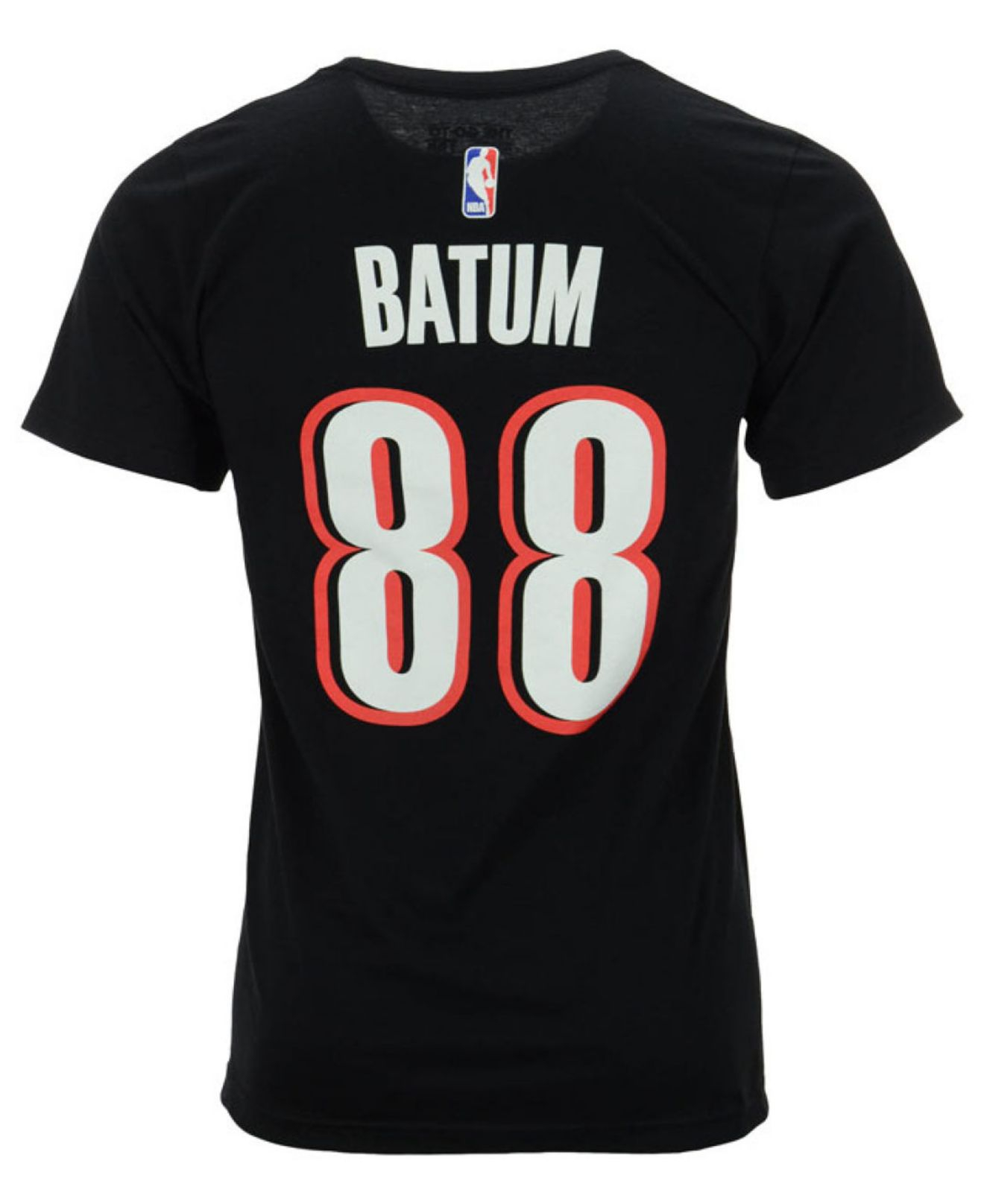 Nicolas Batum Portland Trail Blazers: Adidas Men'S Nicolas Batum Portland Trail Blazers