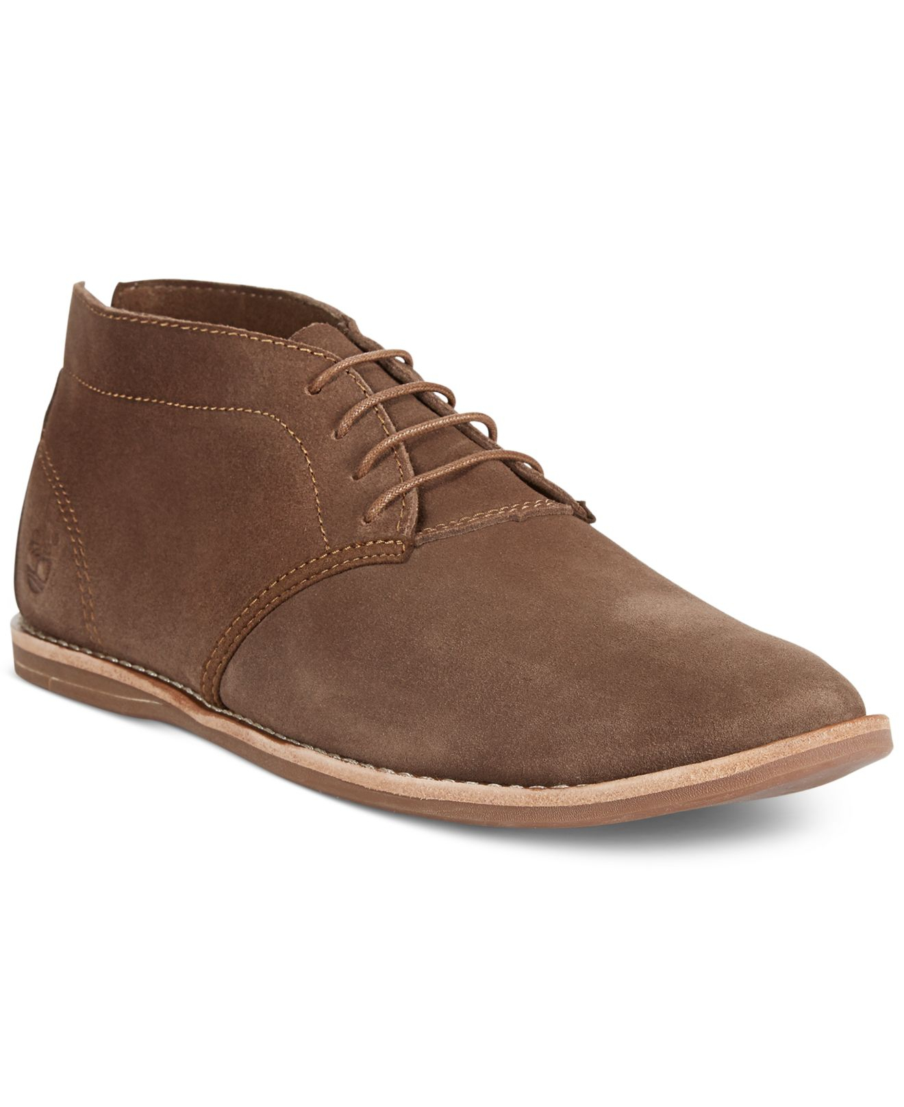 70d36fca25ef Lyst - Timberland Earthkeepers Revenia Chukka Boots in Brown for Men