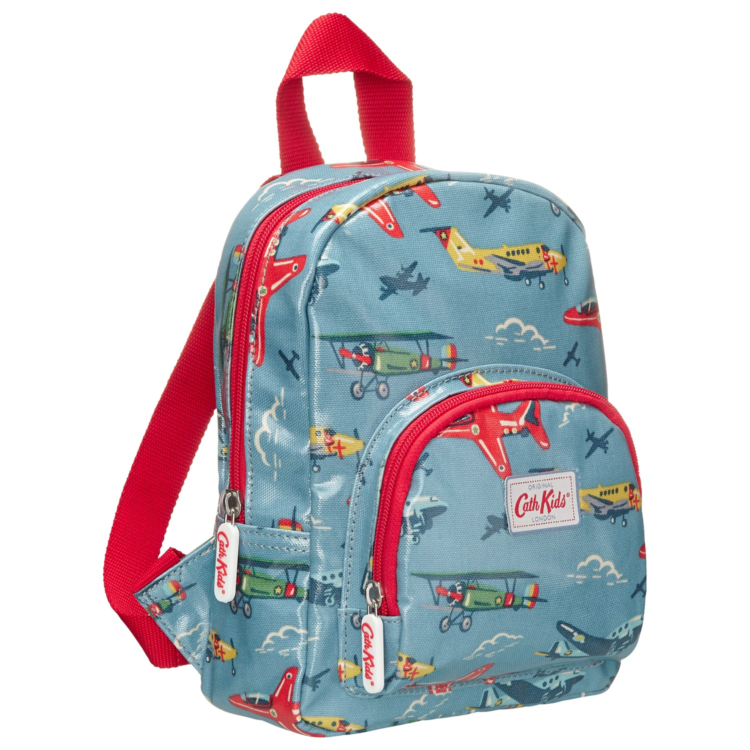 Cath Kidston Planes Mini Backpack In Blue Lyst