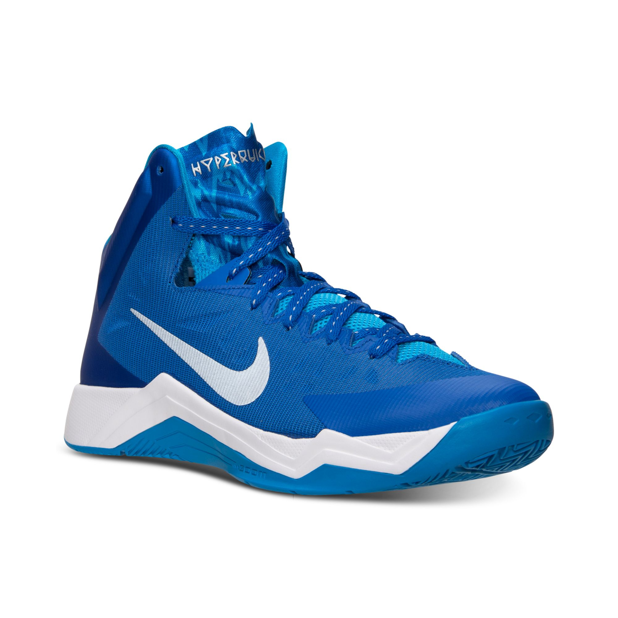 8447078dd908 Nike Mens Hyper Quickness Basketball Sneakers From Finish Line in ...
