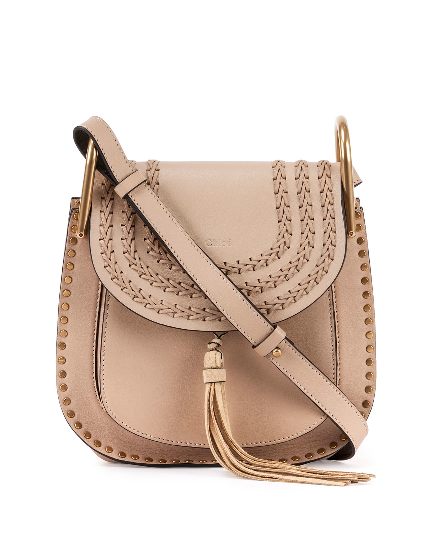 chloe hudson mini calfskin shoulder bag