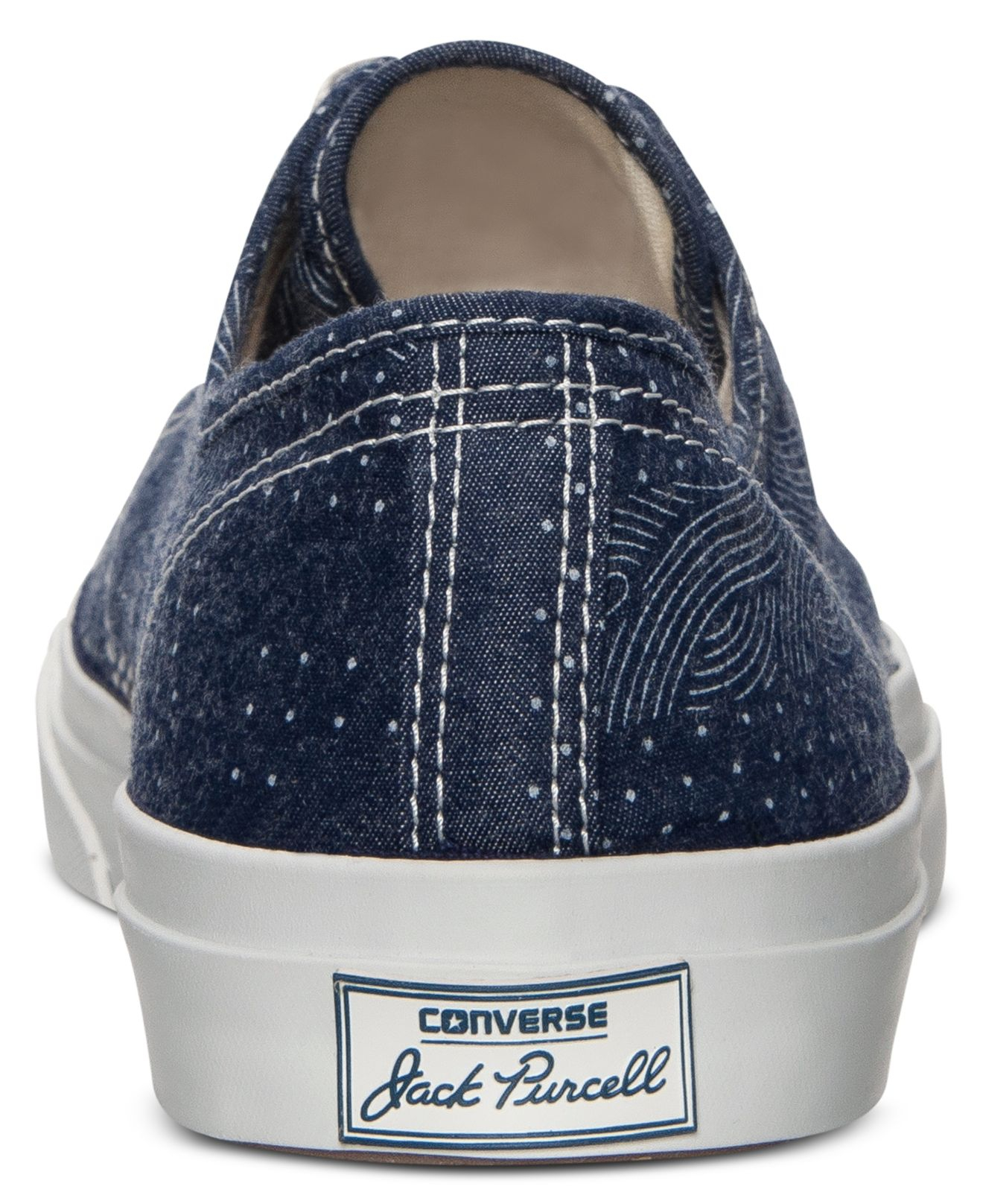 56bf66eac9a9 Lyst - Converse Men S Jack Purcell Jack Ox Casual Sneakers From ...
