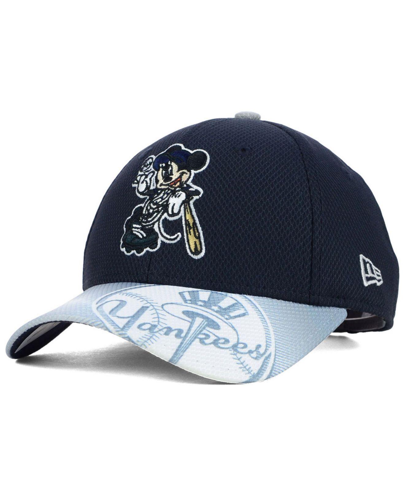 7f4ee978775 czech lyst ktz kids new york yankees visor smash 9forty cap in blue for men  bb448