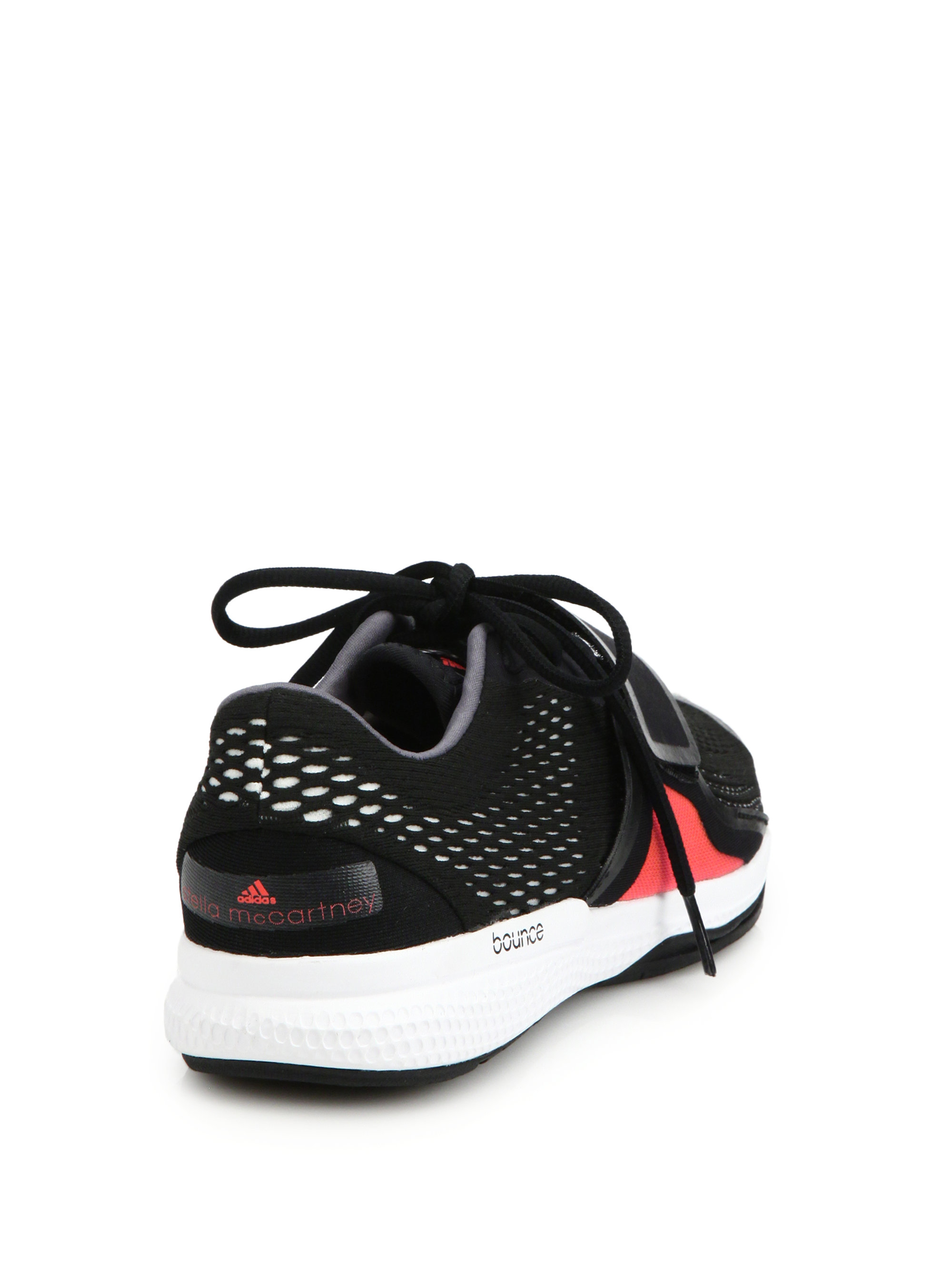 2aea4a79af4d8 Lyst - adidas By Stella McCartney Atani Bounce Sneakers in Black