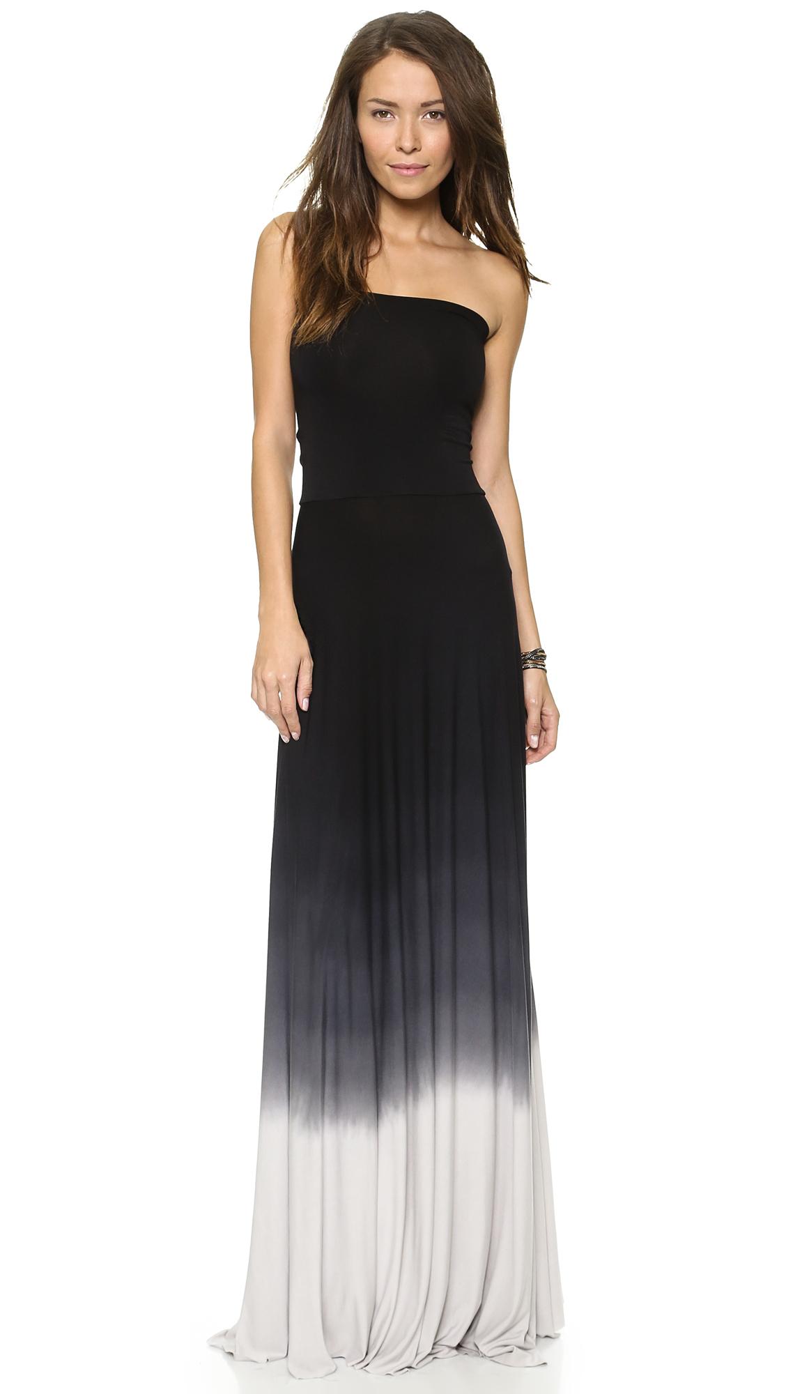 Young Fabulous  Broke Bangal Convertible Maxi Dress Skirt -1057