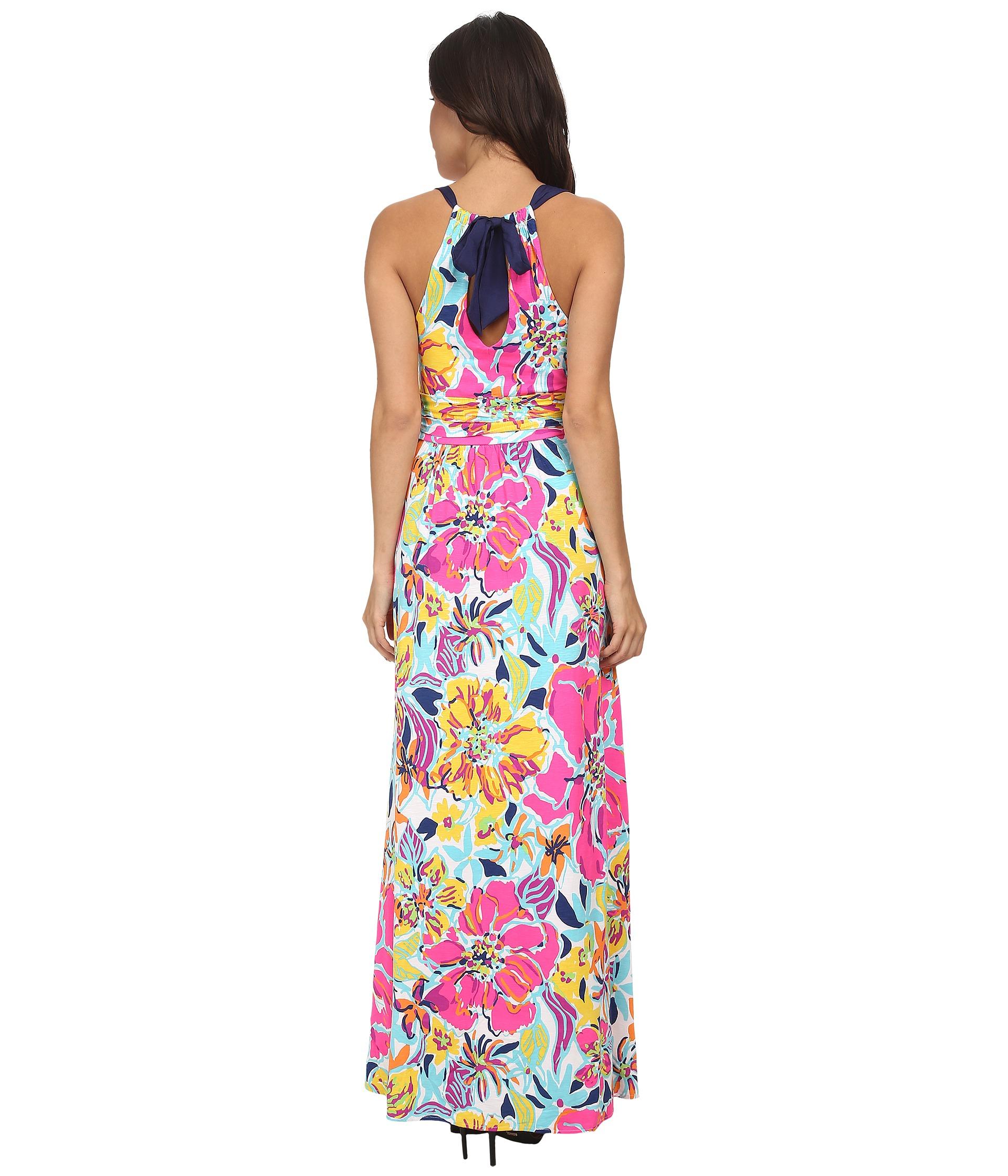 a68705498754de Lilly Pulitzer Amada Maxi Dress - Lyst