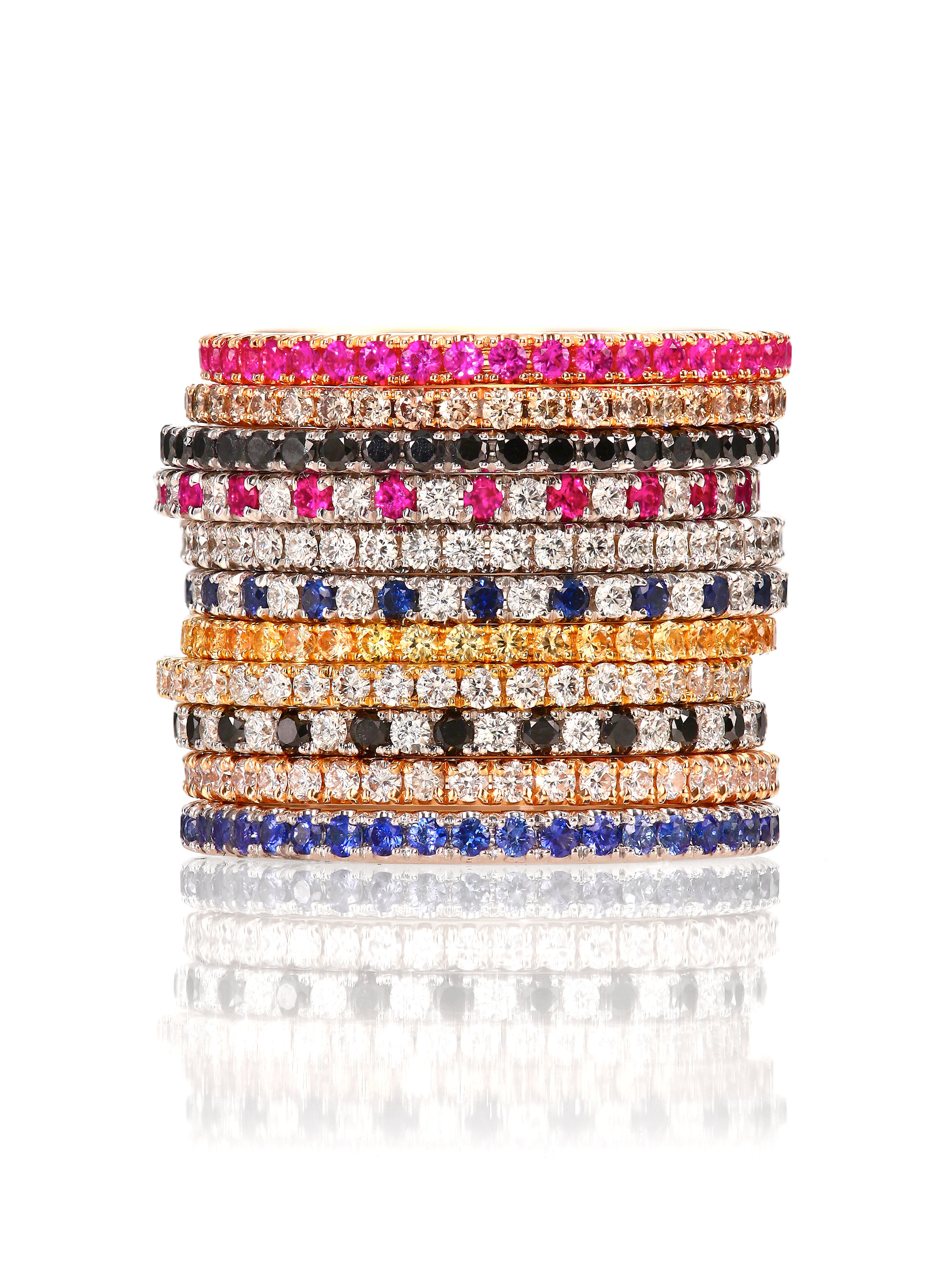 product cut il bagle stackable j bracelets bracelet bangles r jewels fullxfull princess diamond bangle