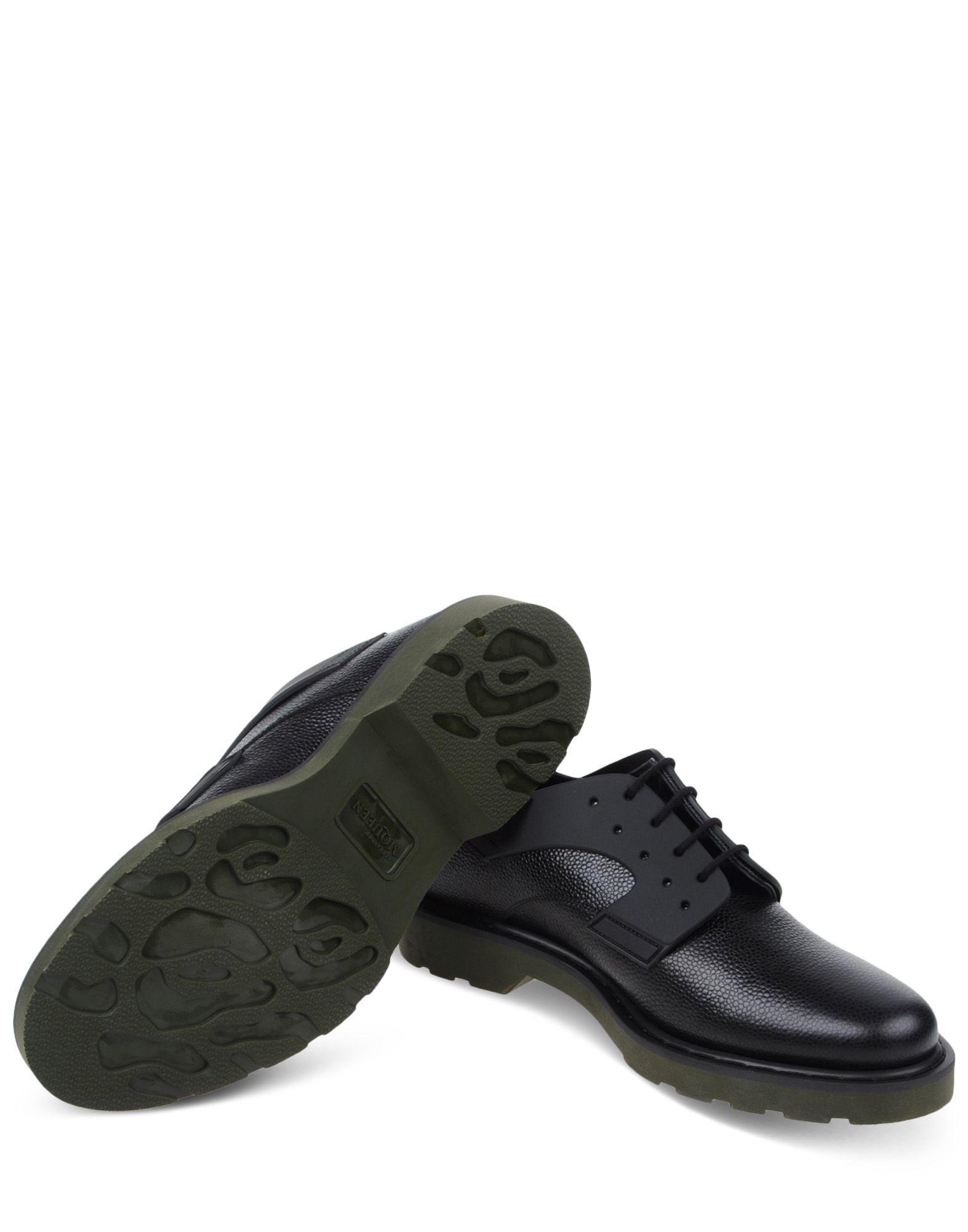 Alexander mcqueen Laced Shoes in Black for Men | Lyst