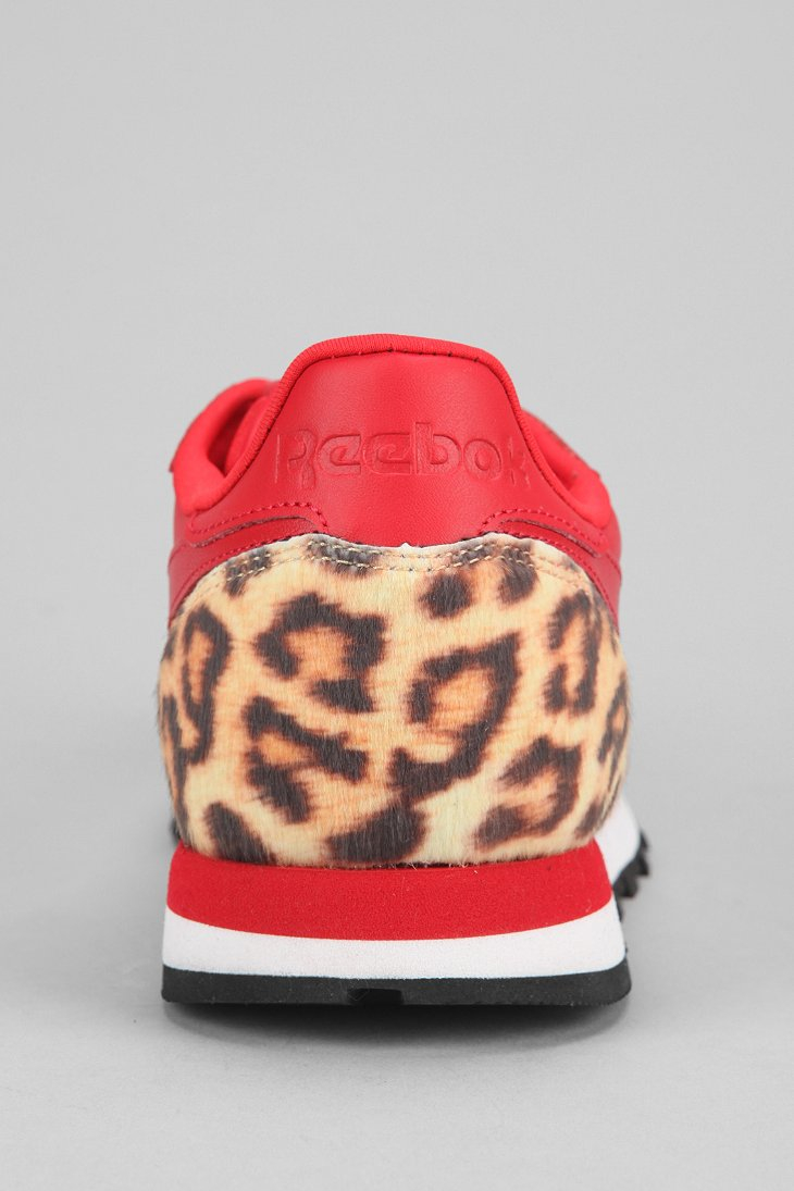 reebok classic beast leather sneaker