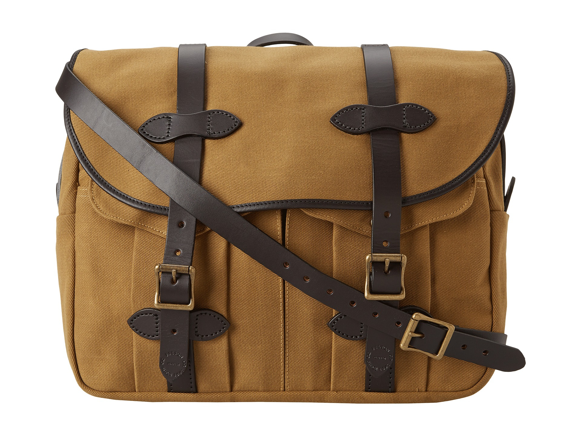 Filson Small Carry-on Bag in Brown for Men | Lyst