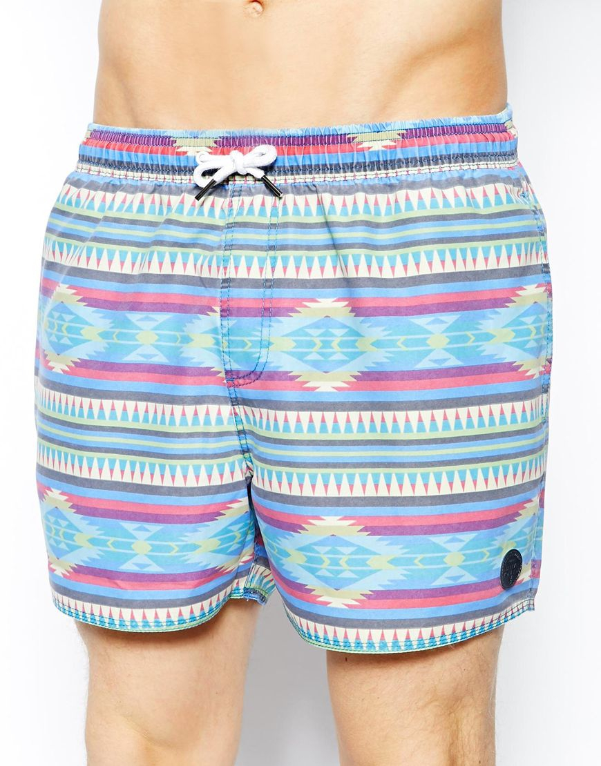 Design custom made swim shorts online. Free shipping, bulk discounts and no minimums or setups for custom made swim pants. Free design templates. Over 10 million customer designs since