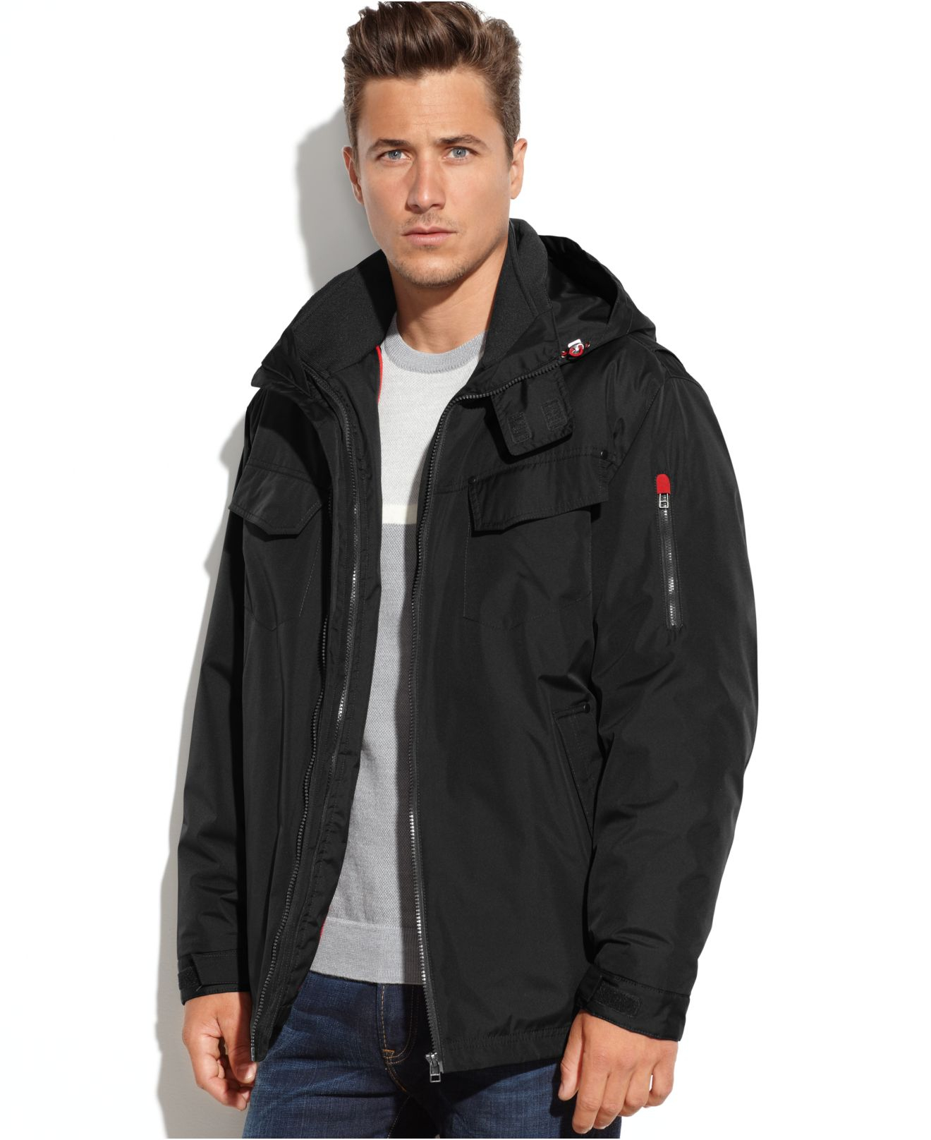 Find London Fog jackets for men at ShopStyle Canada. Shop the latest collection of London Fog jackets for men from the most popular stores - all in.