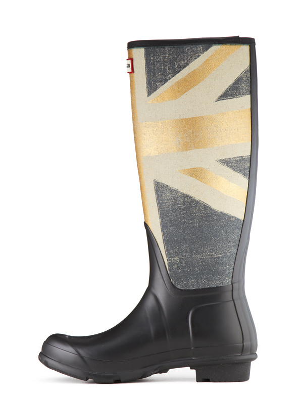 Lyst Hunter Original British Rain Boots In Gray For Men