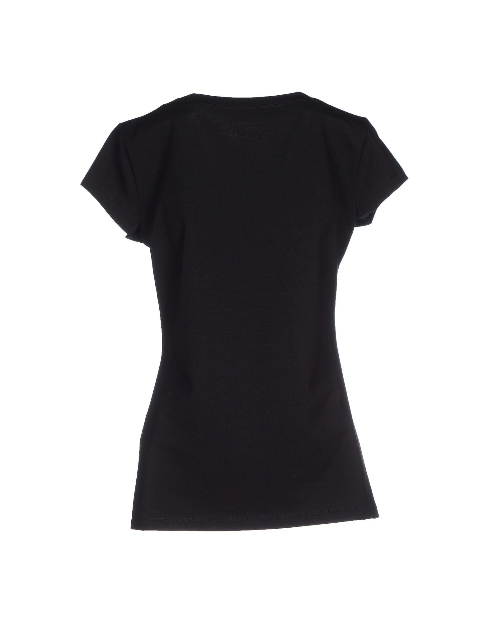 lyst calvin klein jeans t shirt in black. Black Bedroom Furniture Sets. Home Design Ideas