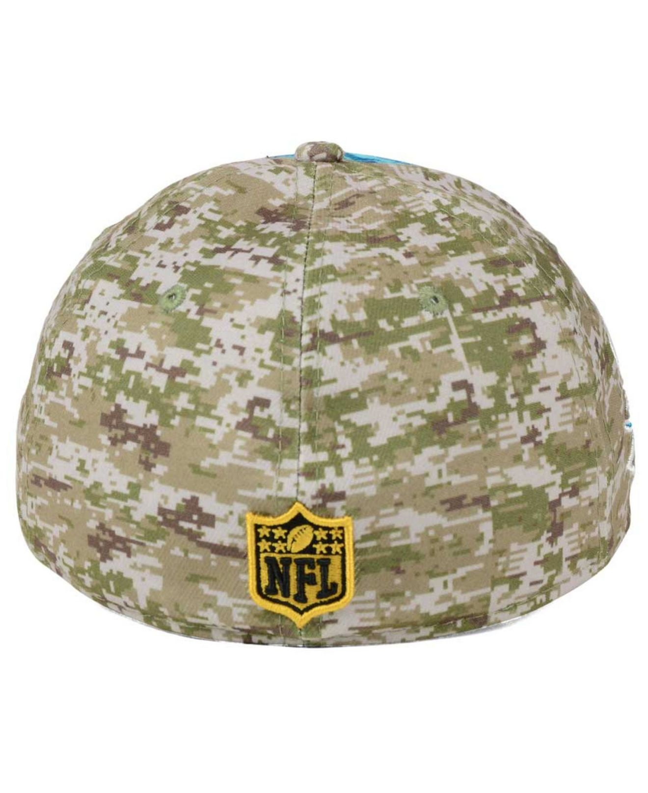 ... discount lyst ktz miami dolphins salute to service 39thirty cap in blue  for men 25444 09246 61f6f62f431f